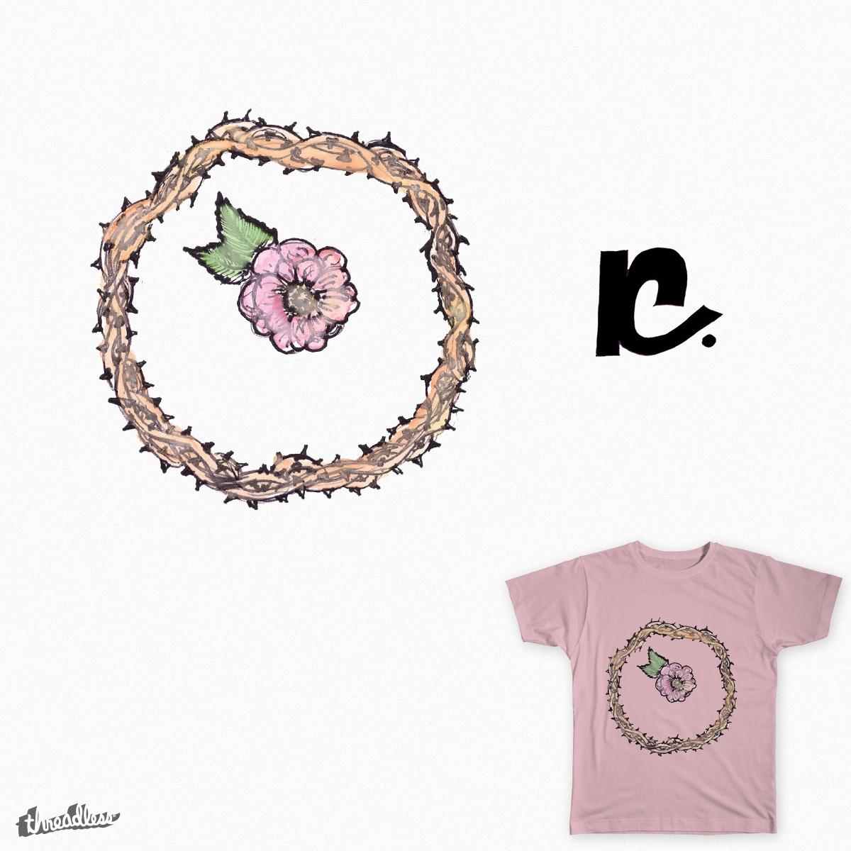 Rose of Sharon by Kettleheadmex on Threadless