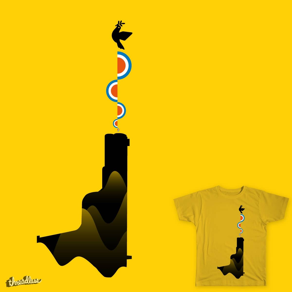 BULLETS FOR PEACE by VincentTeoh on Threadless