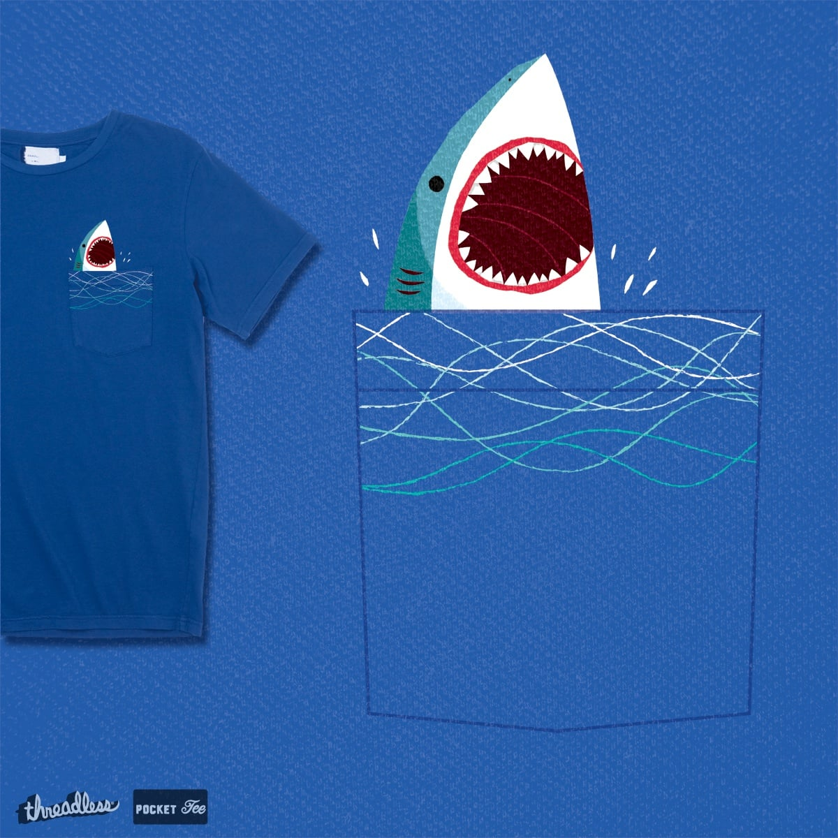We're Gonna Need a Bigger Pocket by DinoMike on Threadless