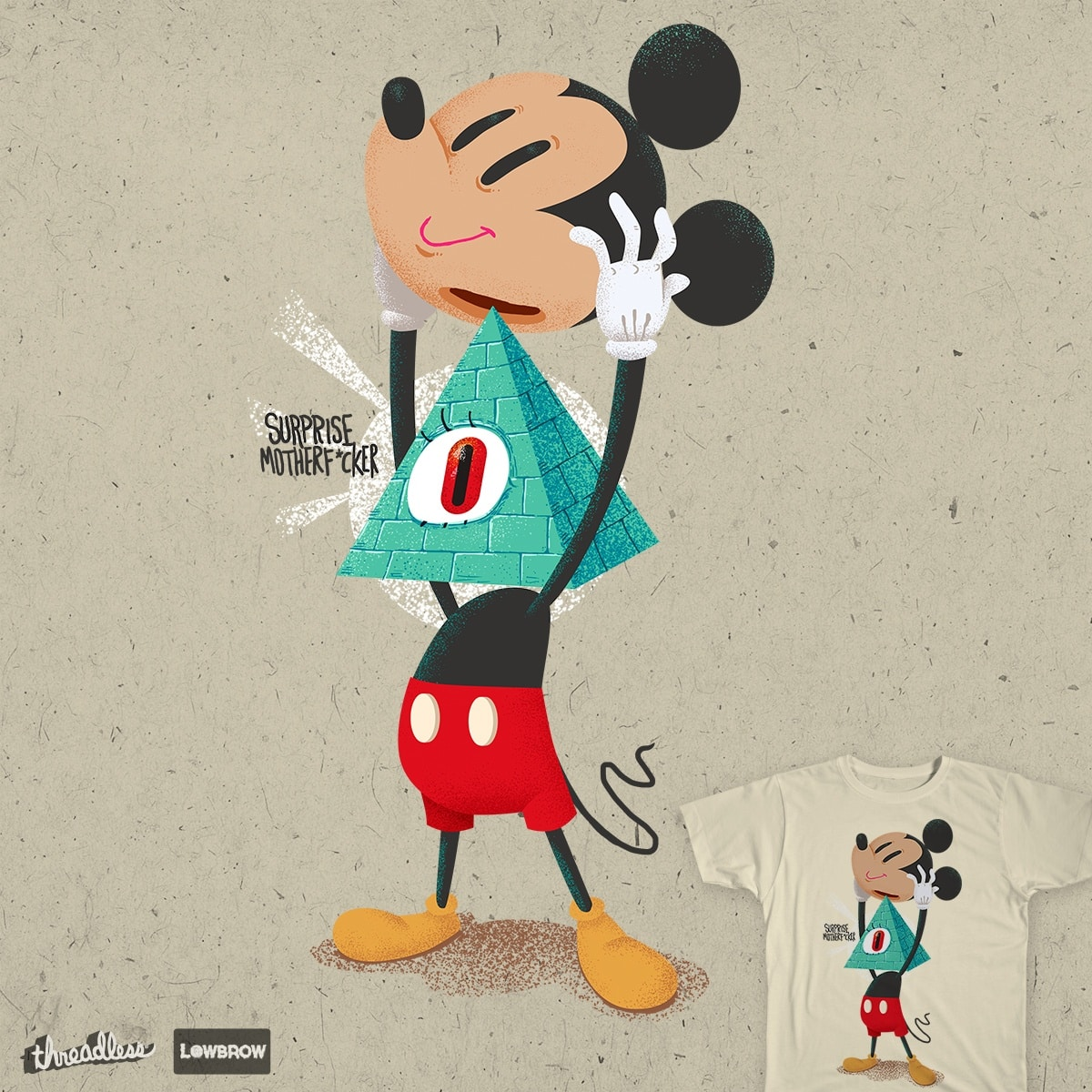 Surprise!!! by tales83 on Threadless