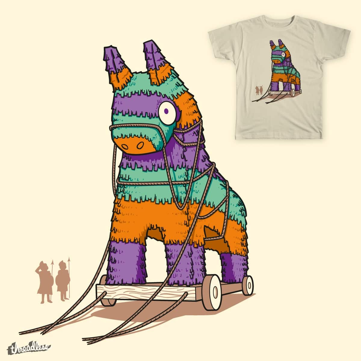 I Wonder What's Inside... by westhill on Threadless