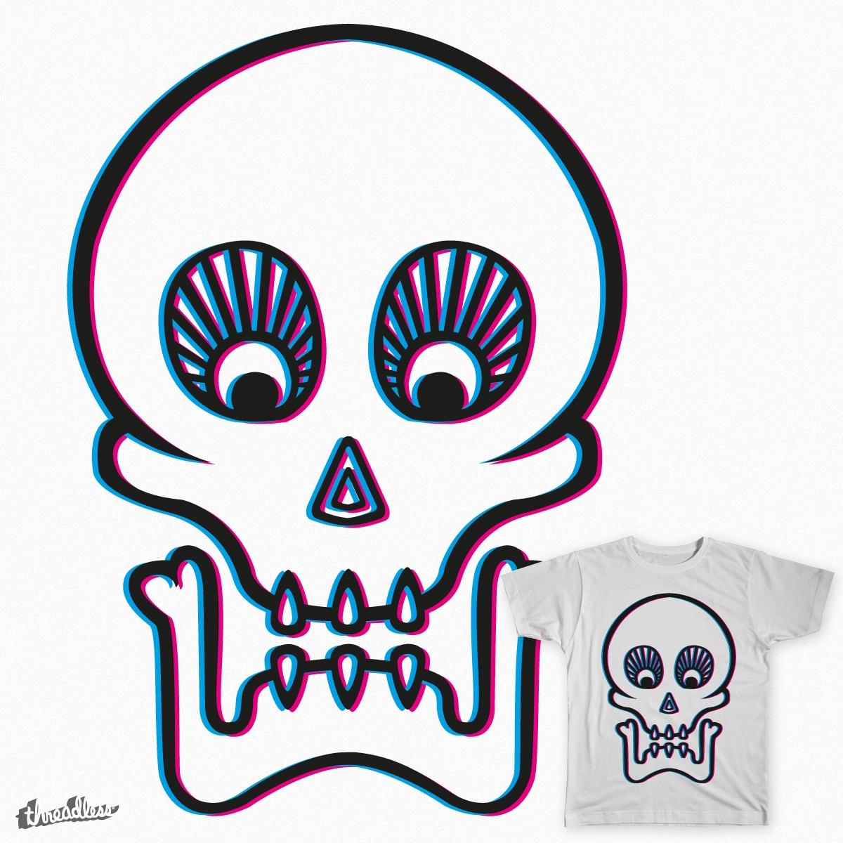 Skull by Jaisiel on Threadless