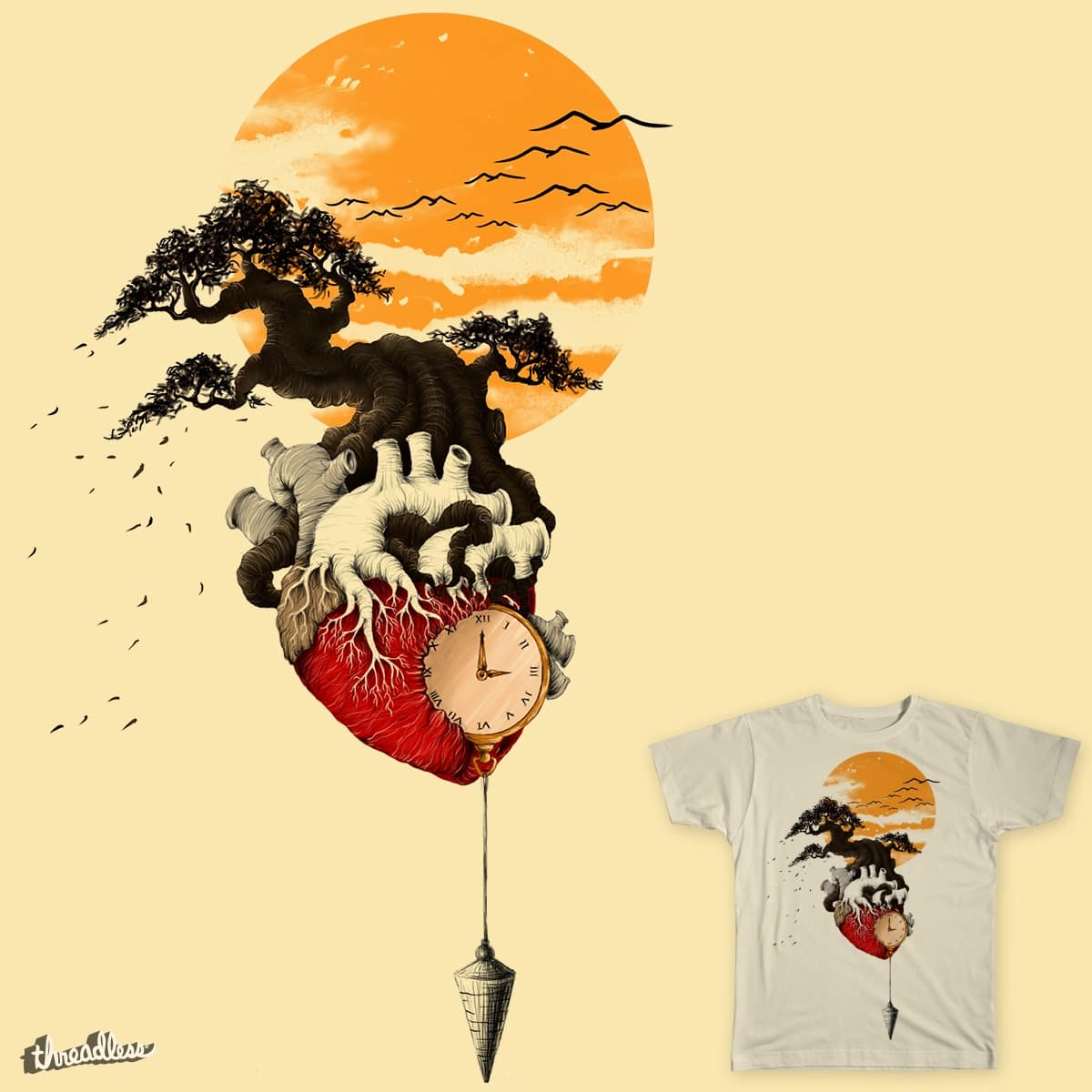 Time by flintskyy on Threadless