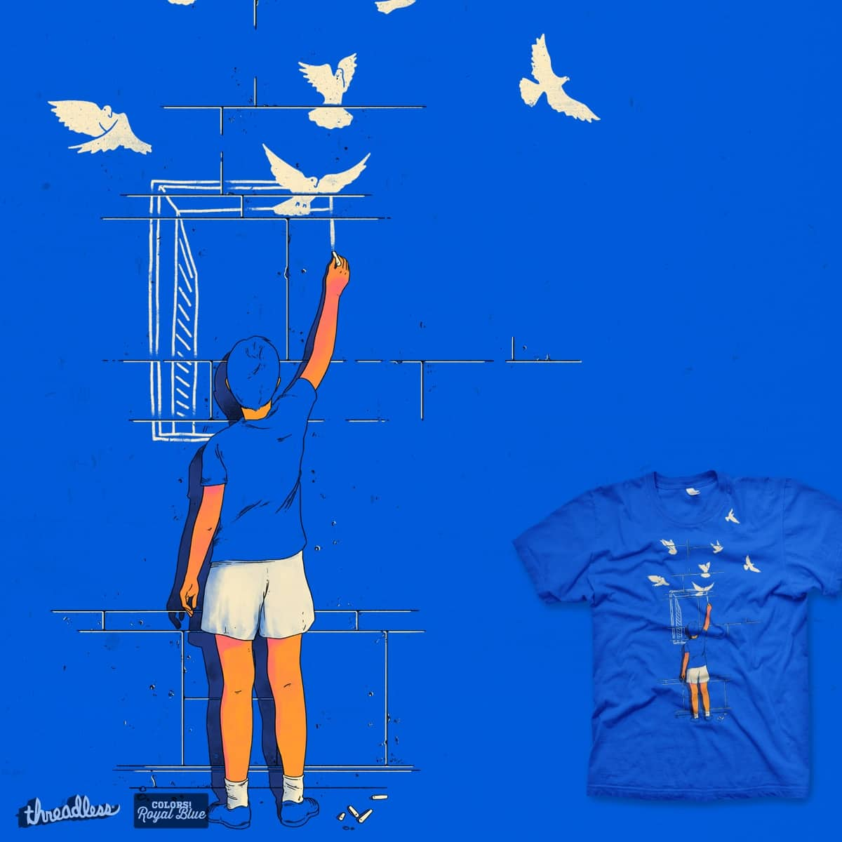 Exit by mathiole on Threadless