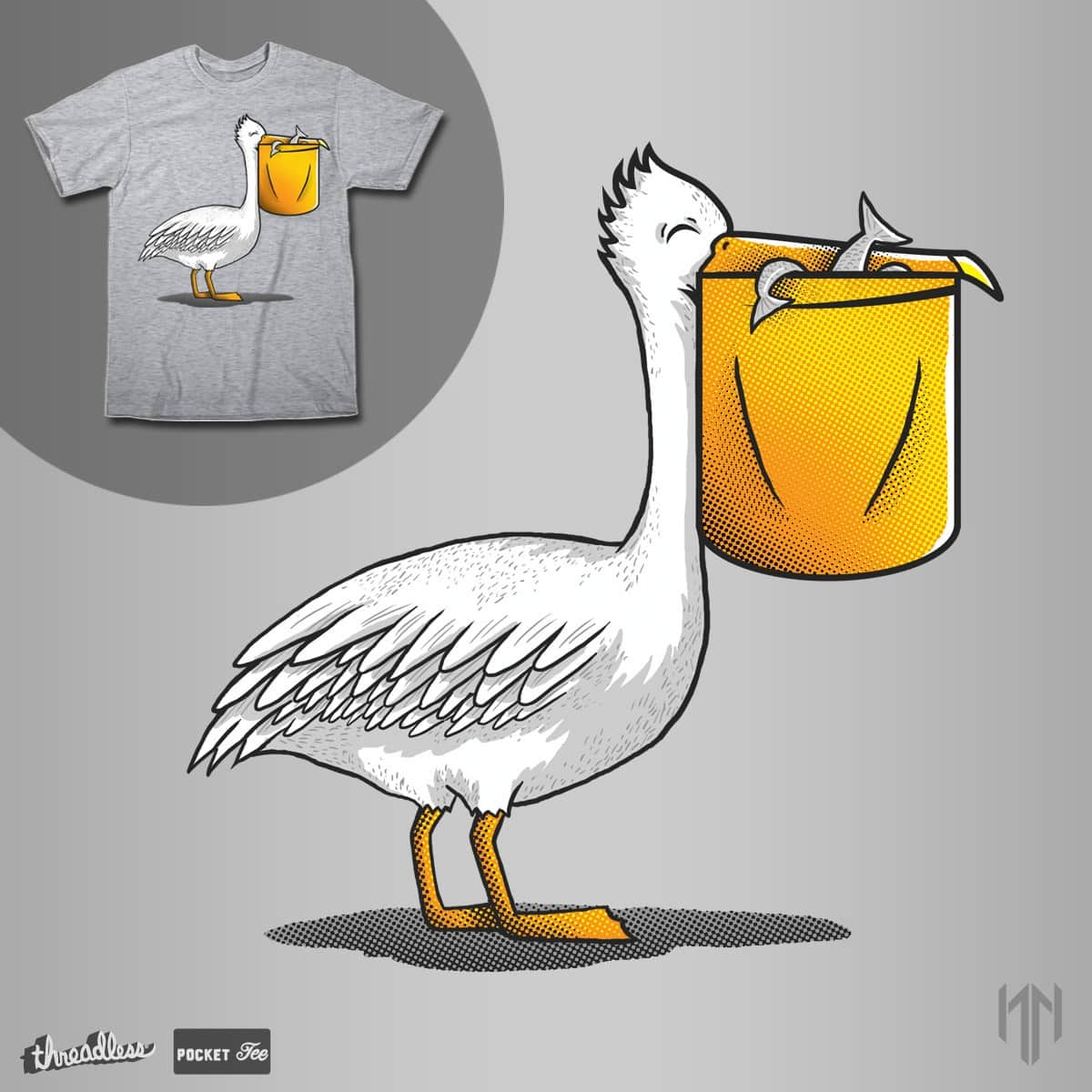 Feast by normannazar on Threadless