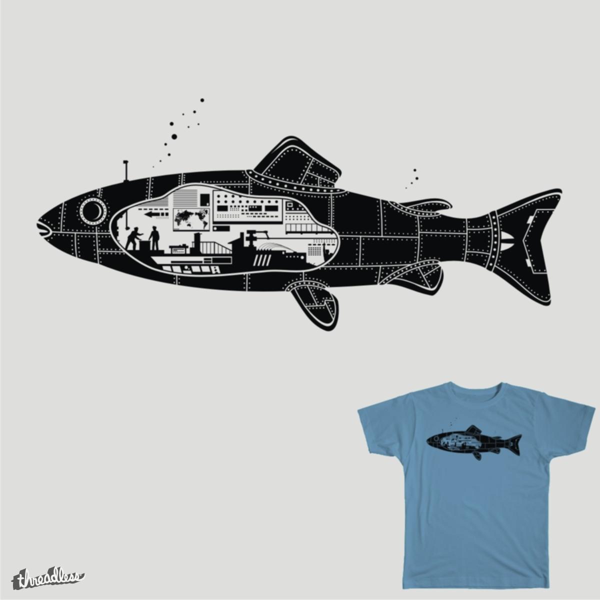 fishmarin by skian on Threadless