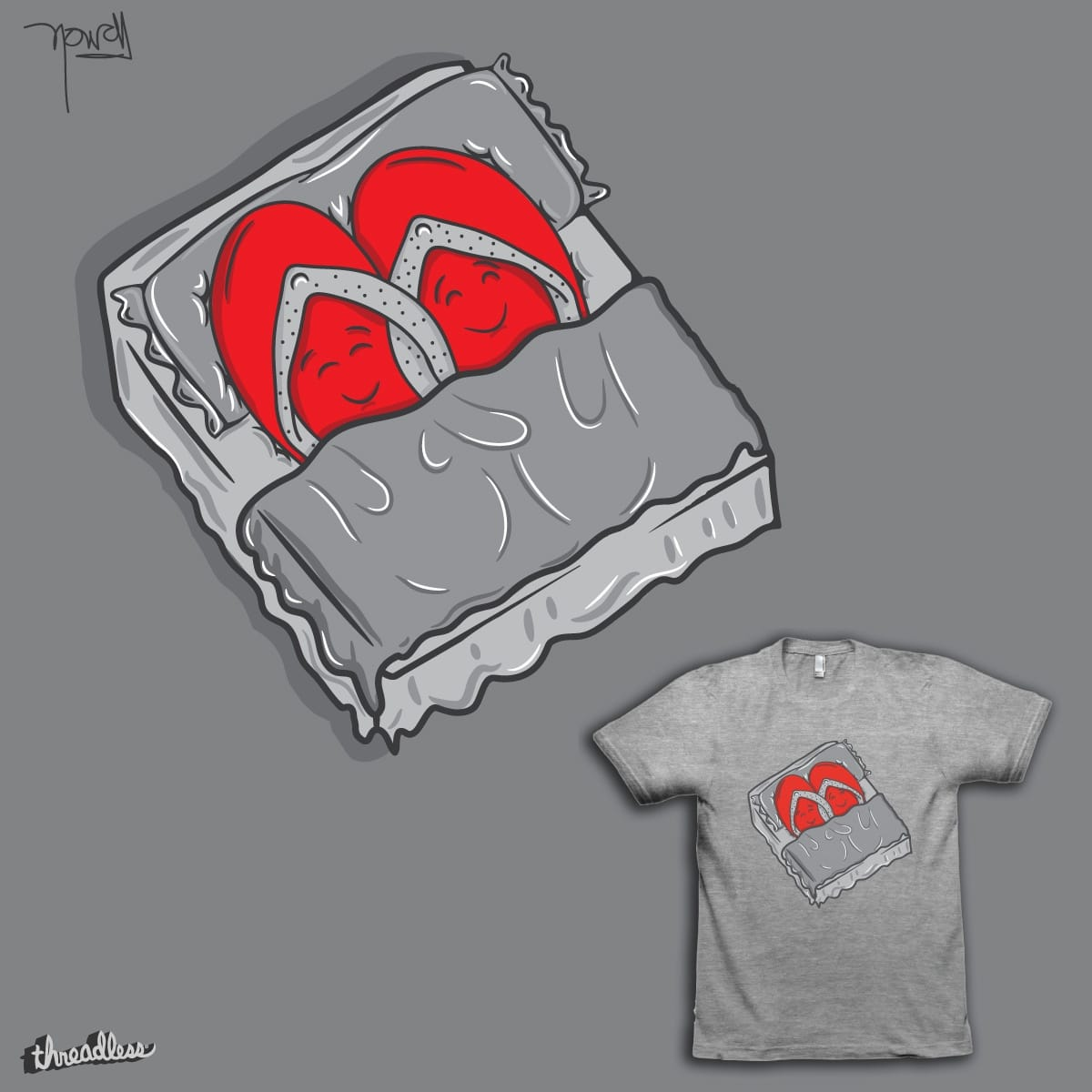 Sleepers.. by je14 on Threadless