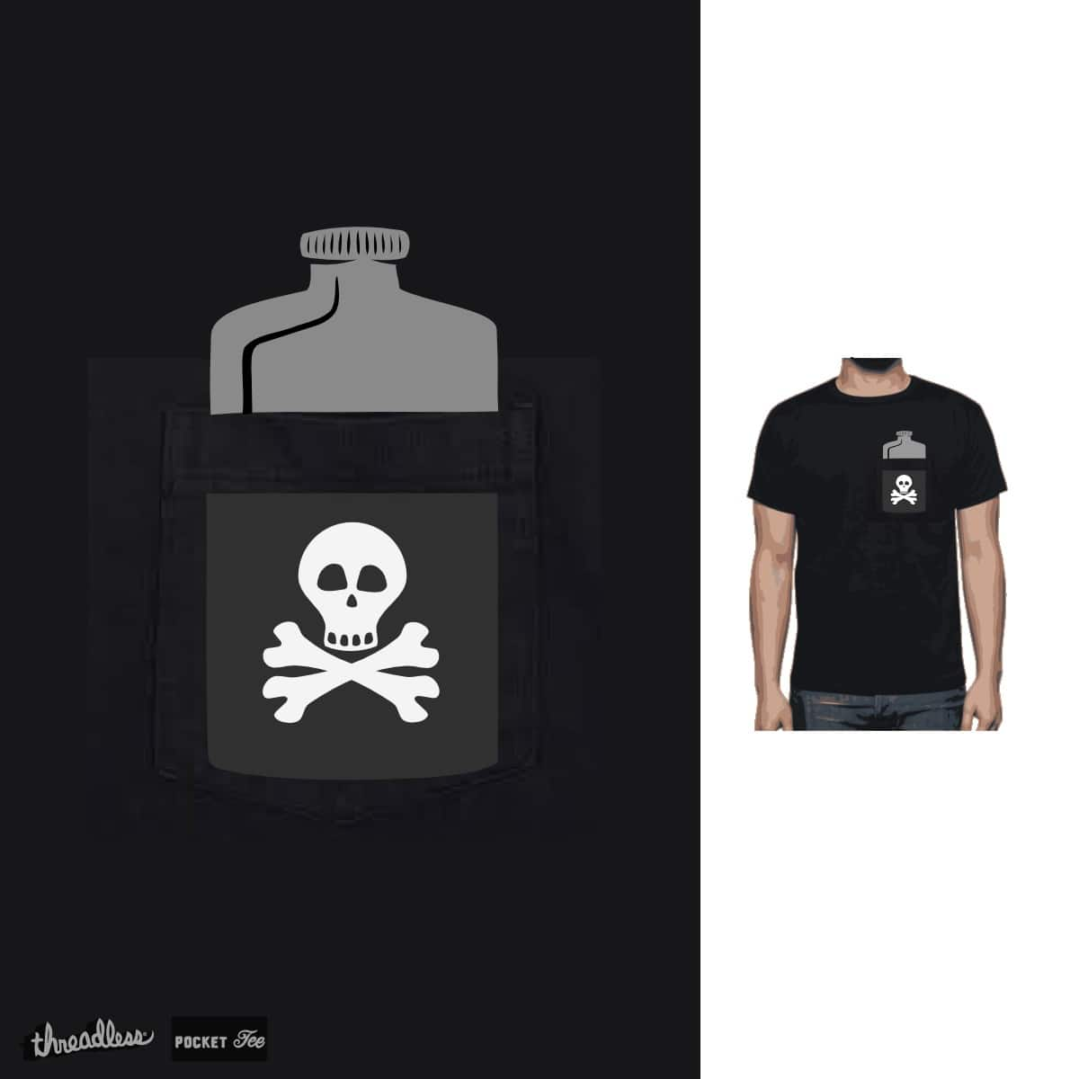 Whiskey by TRYBYK on Threadless