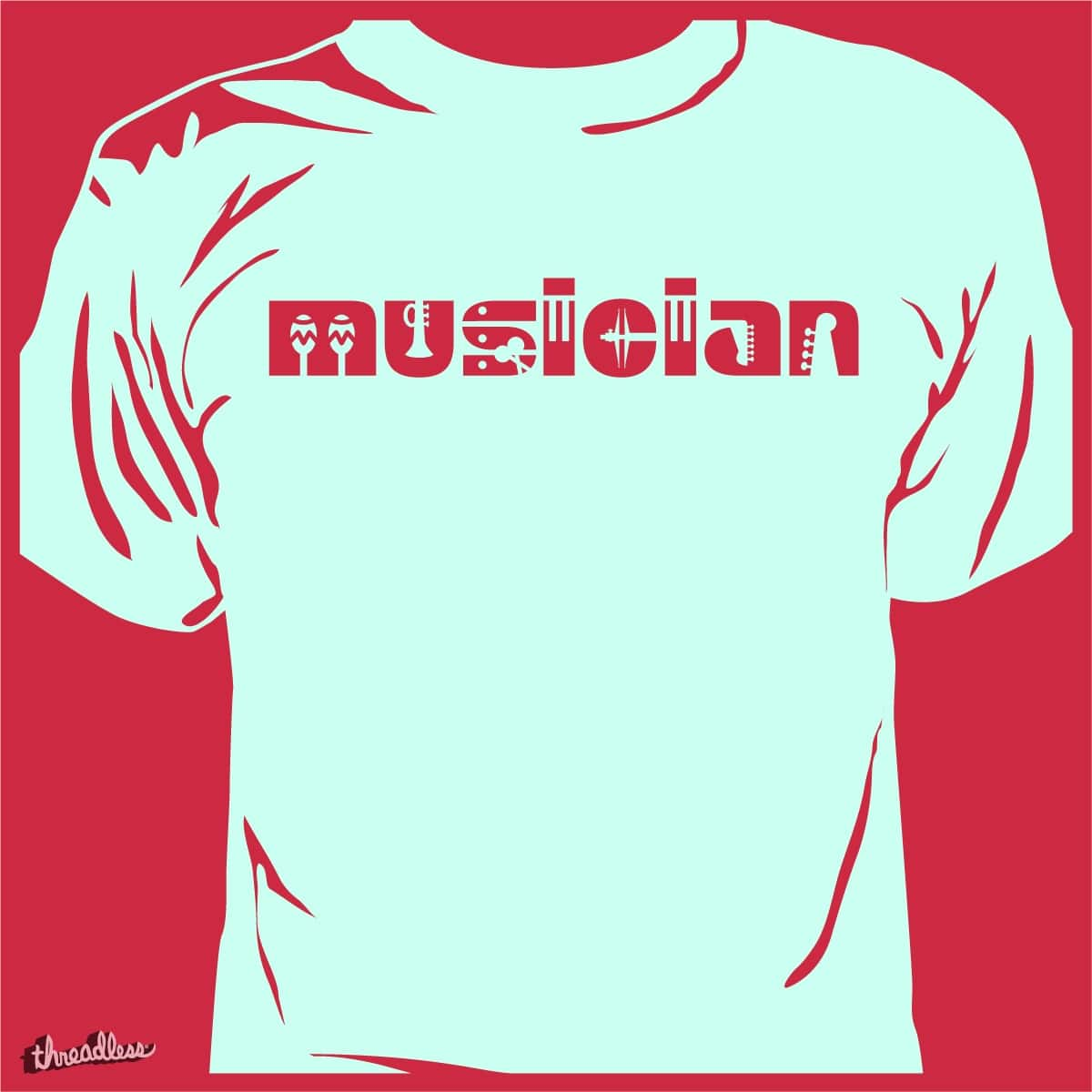 musician by frk81 on Threadless