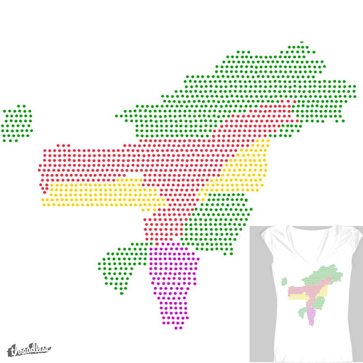 Can you imagine which country is that ???  by khushbu on Threadless