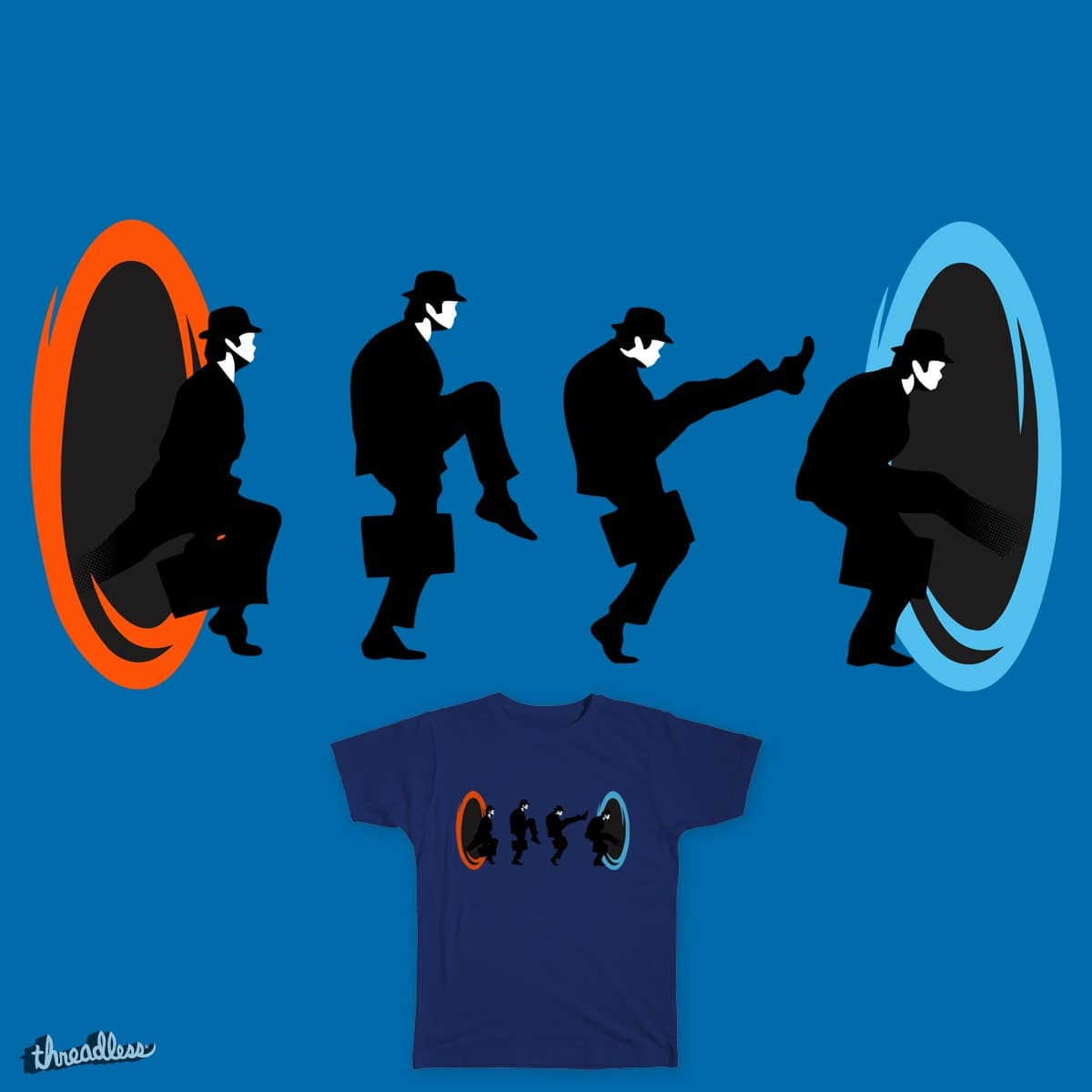 Ministry of Silly Portal by maped on Threadless