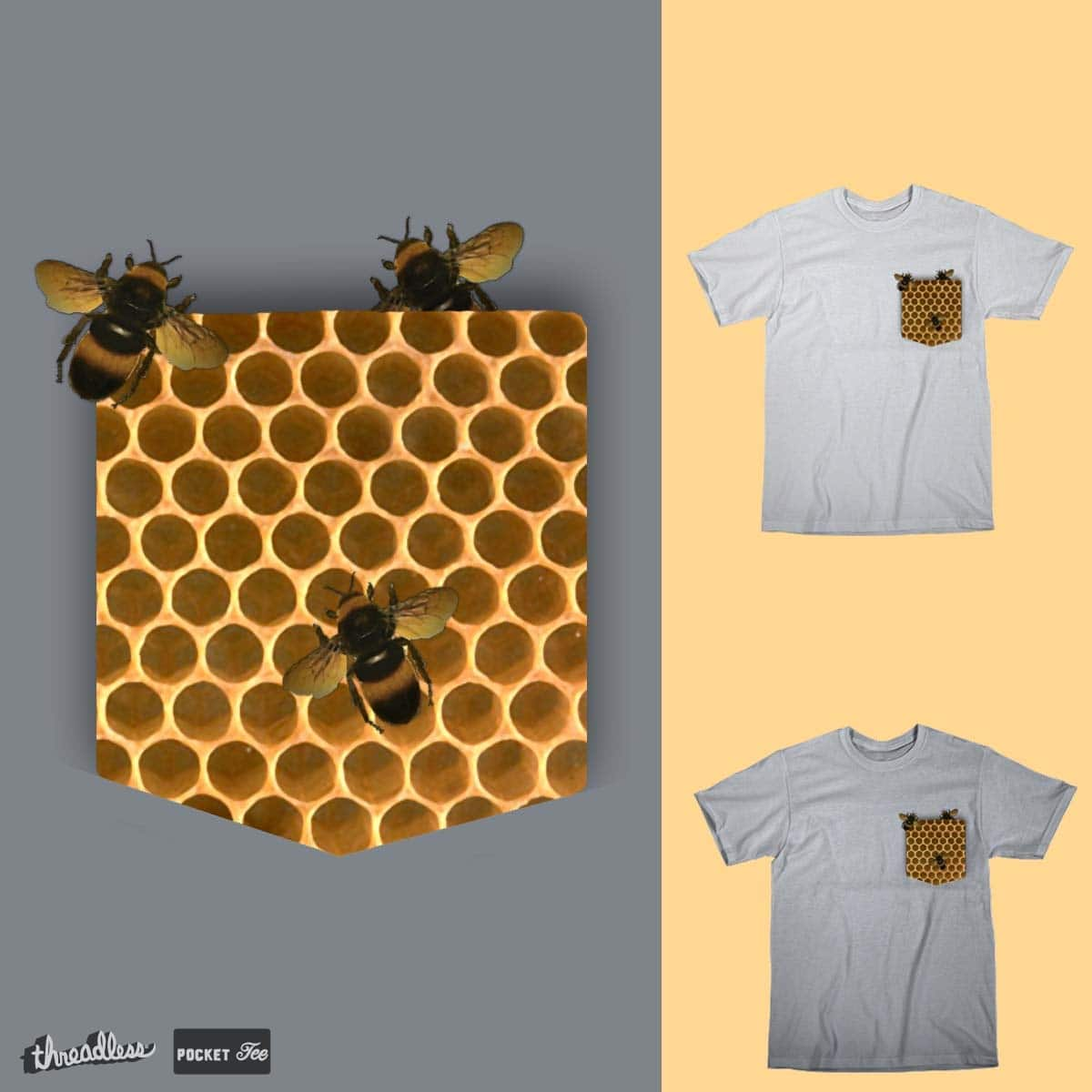 Beehive by MikeOMan on Threadless