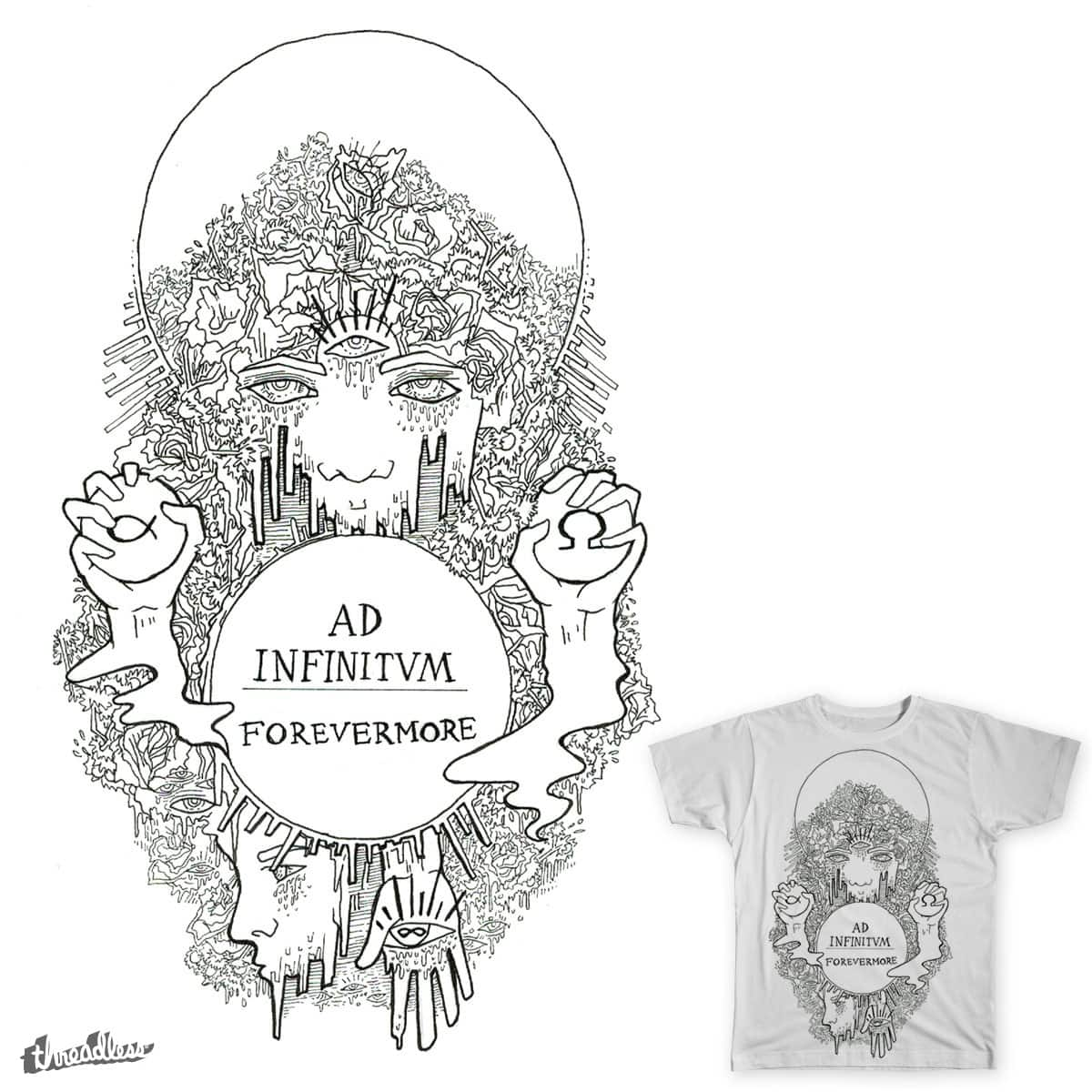 Ad Infinitum by infinitvm on Threadless