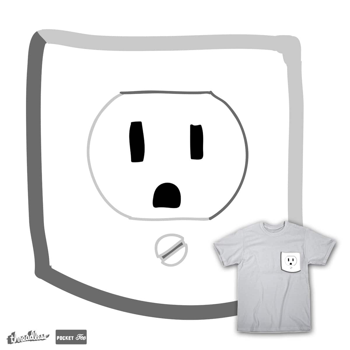 PockET SockET by stjepan on Threadless