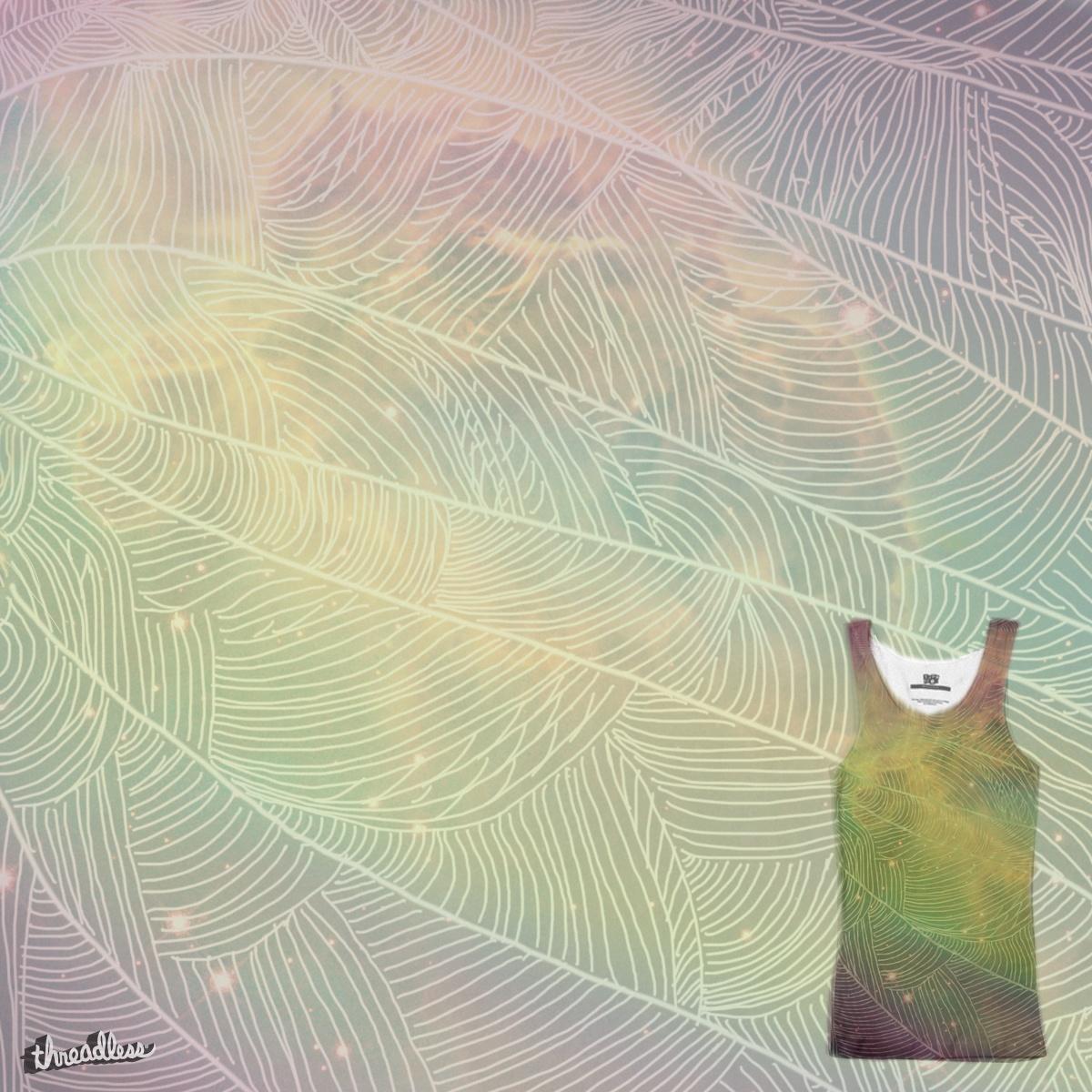 Galaxy Doodle by Erika Webber on Threadless