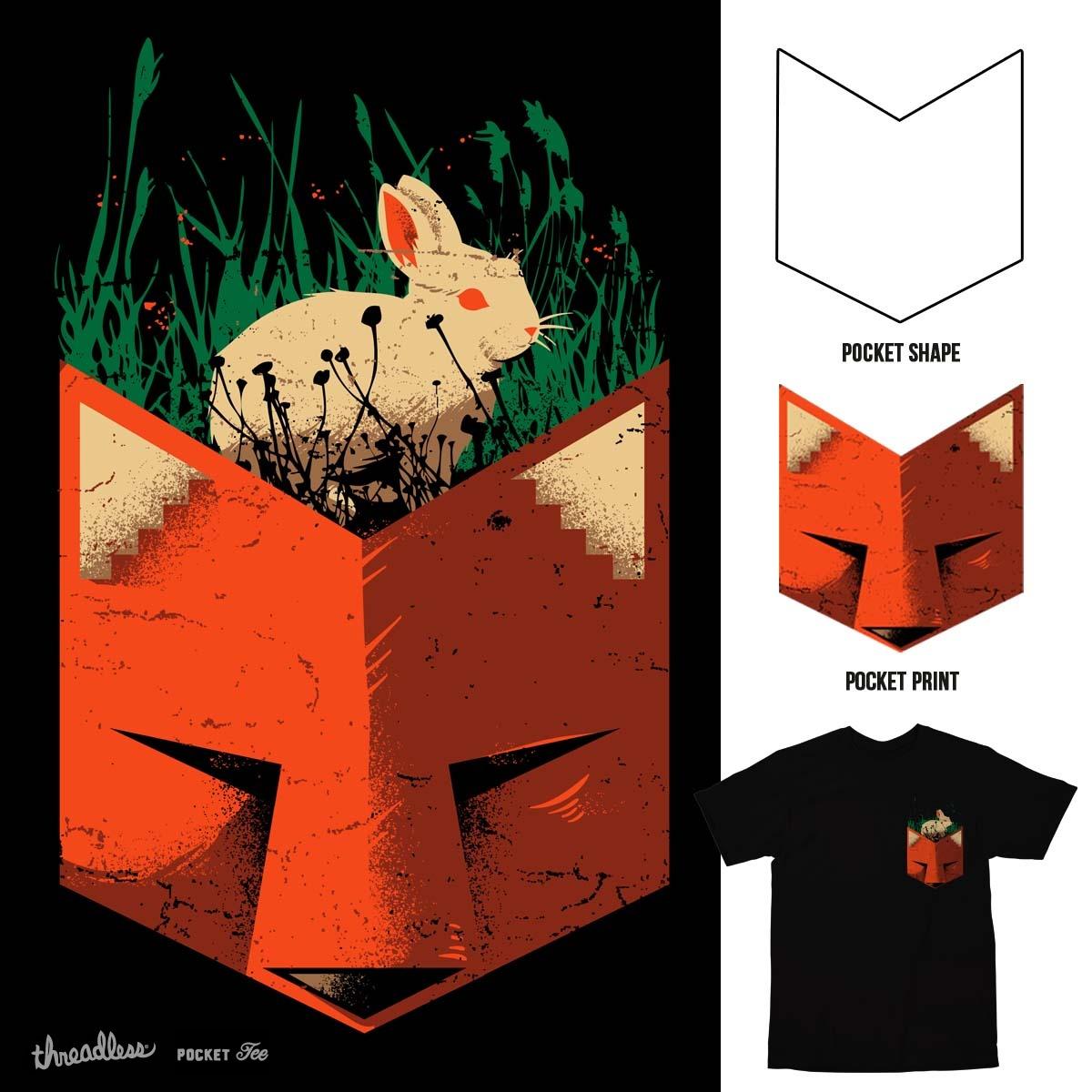 prey in the FOXcket by rua_bloodrust on Threadless