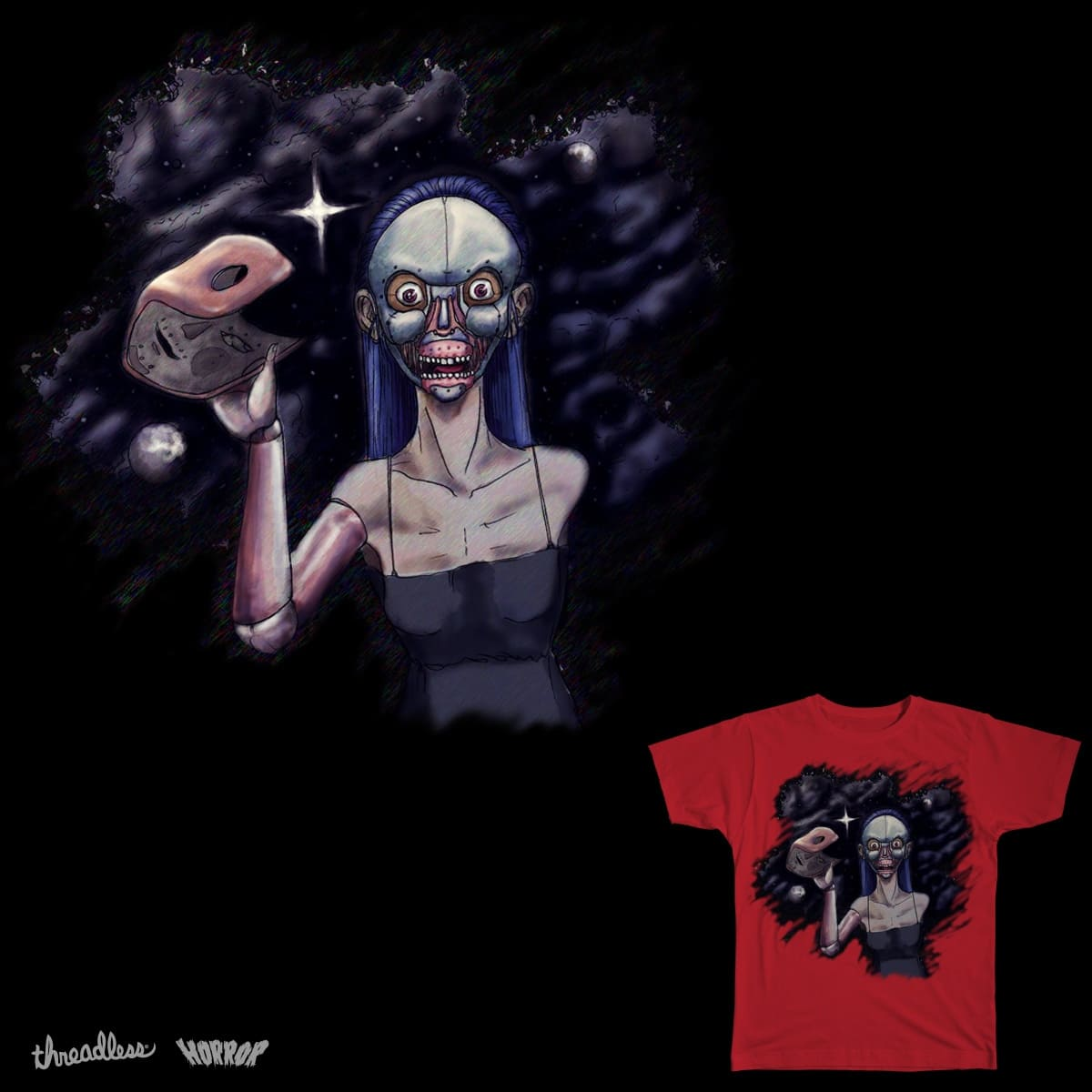 Prosthetics by DiiArtWorks on Threadless