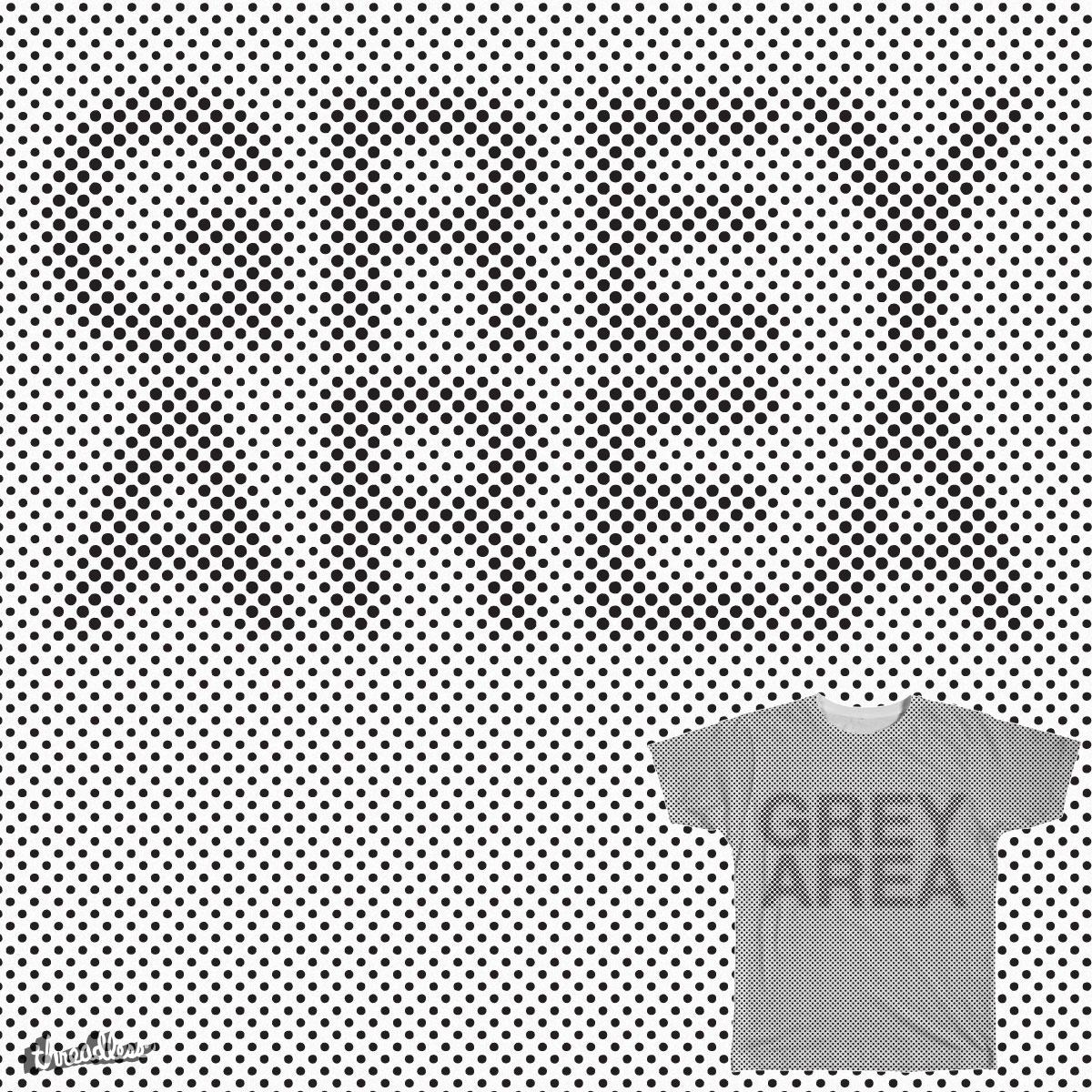 Grey Area by carajackson on Threadless
