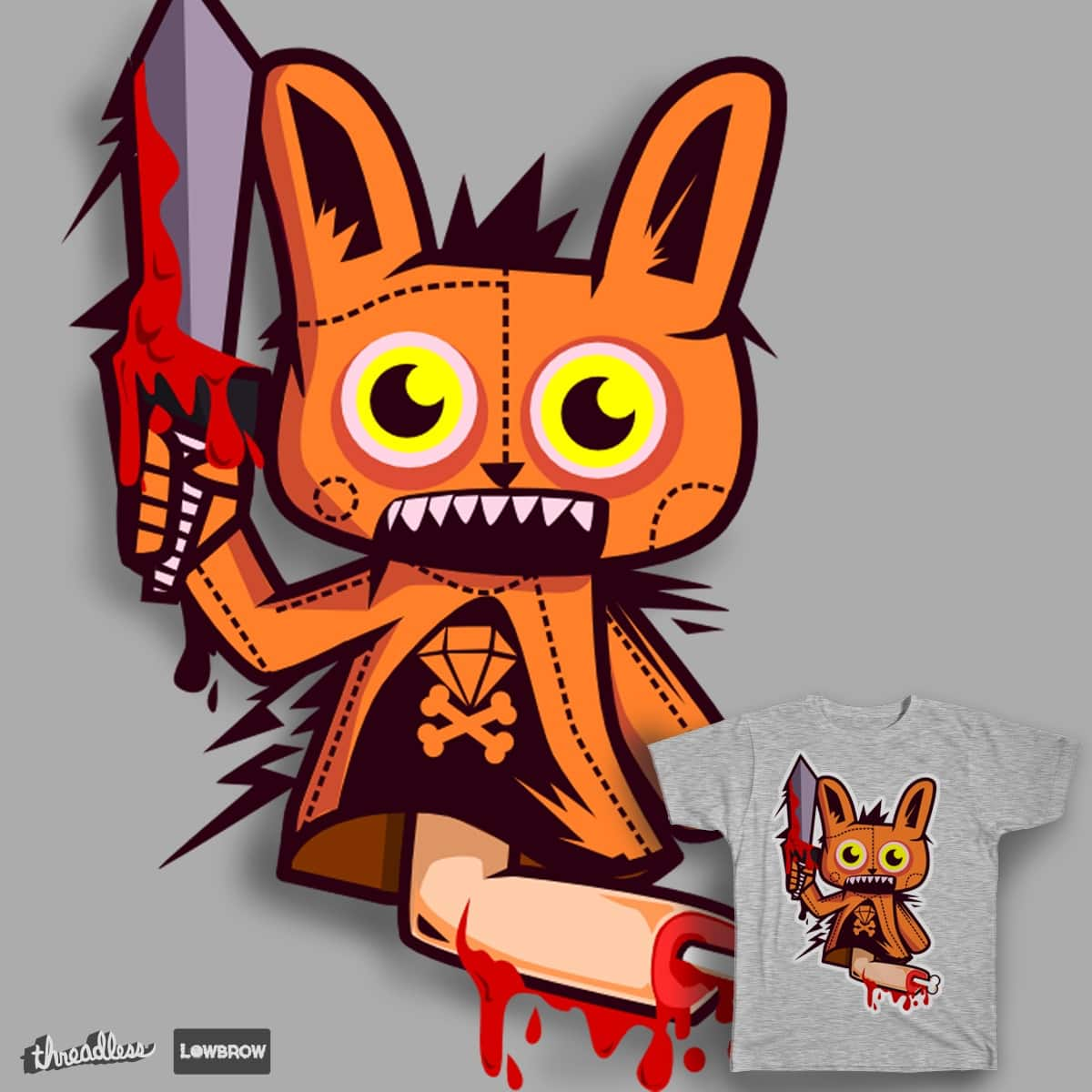 rebellion by jiroo on Threadless