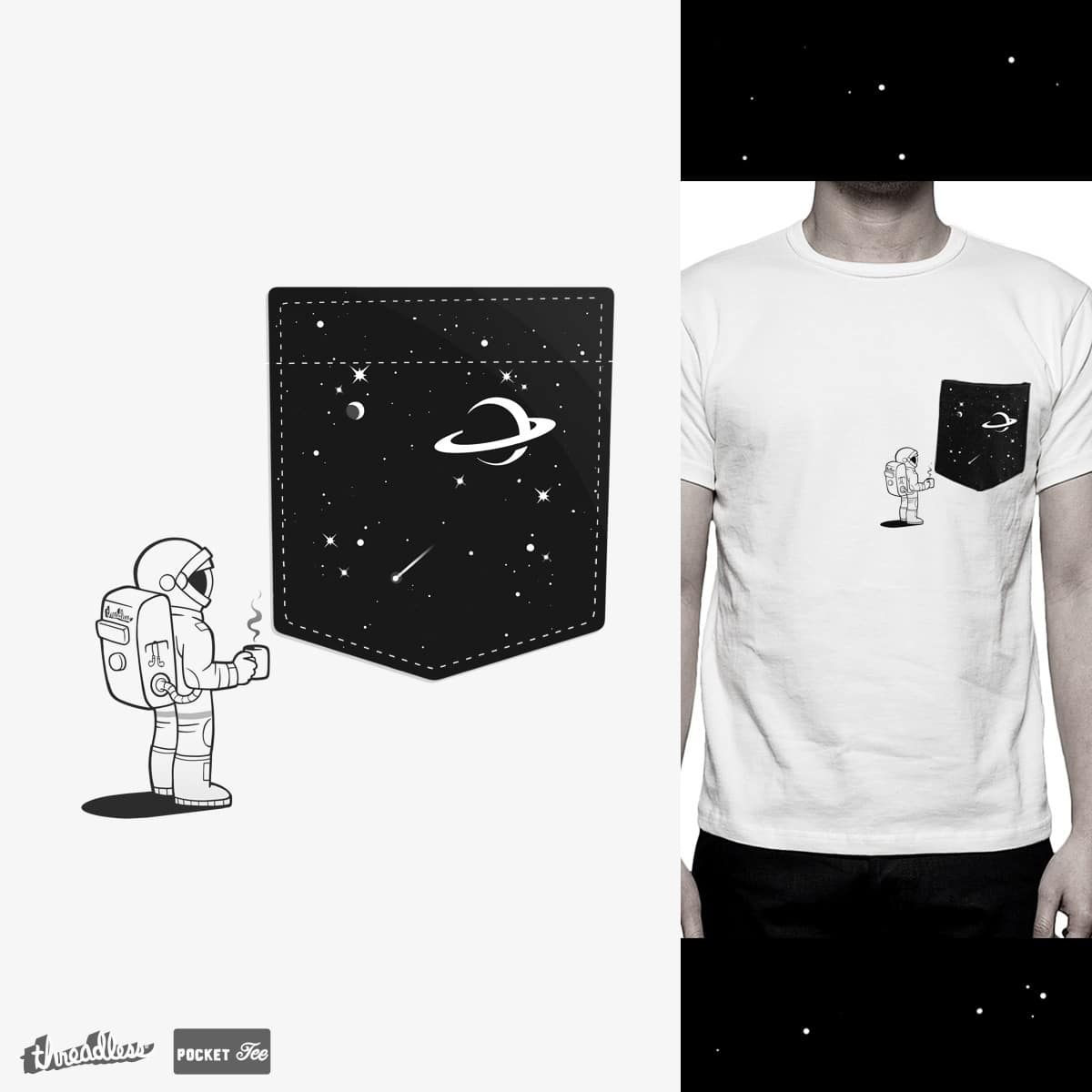 After a Space Mission by mo_ho on Threadless