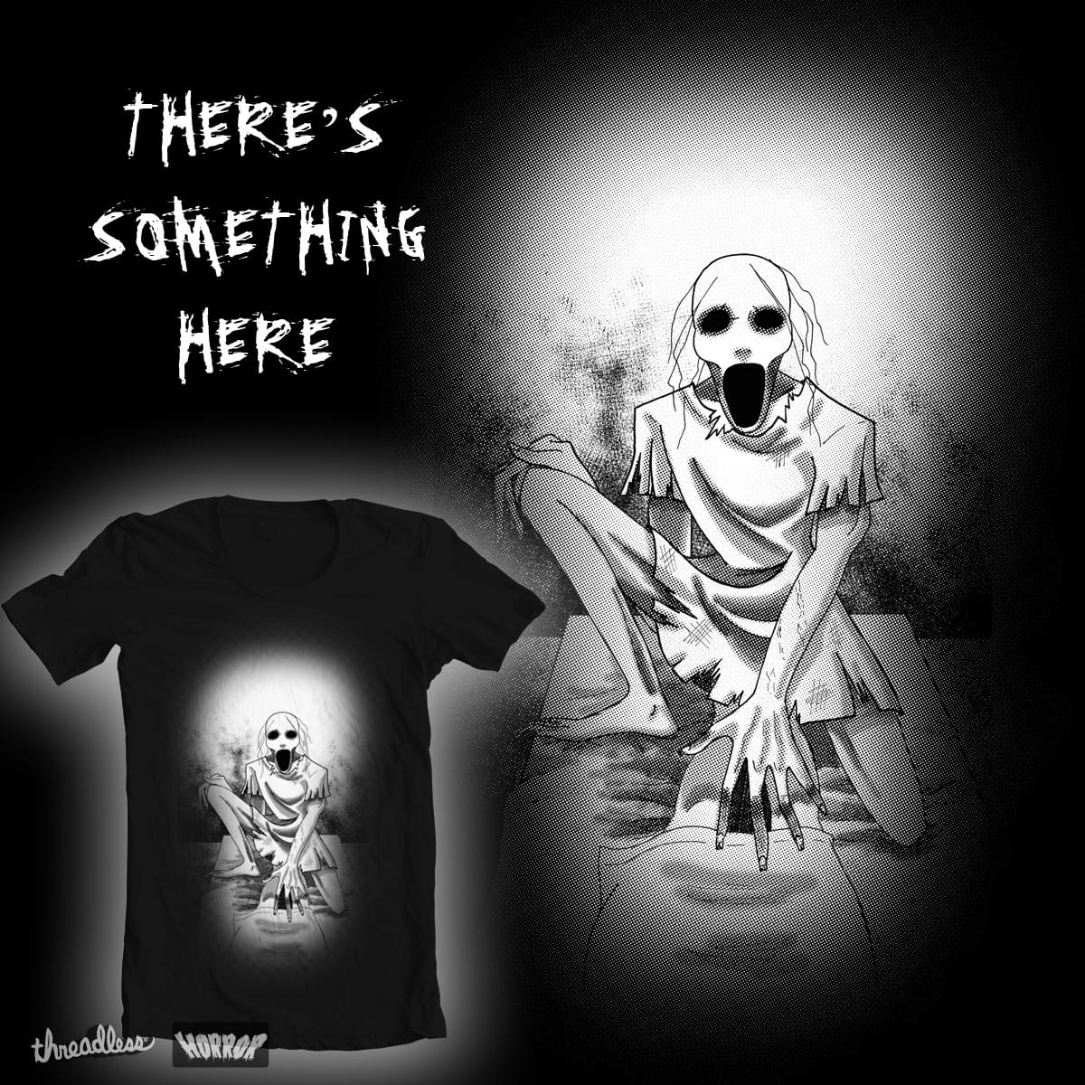 There's Something Here by AriesNamarie on Threadless