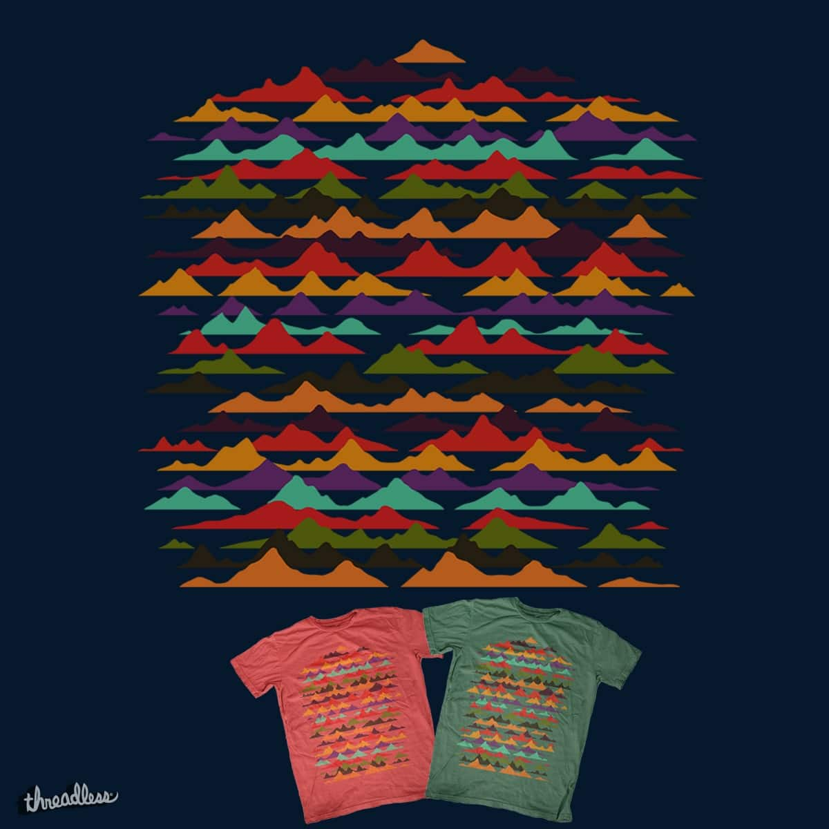 Mounty by venoxy on Threadless