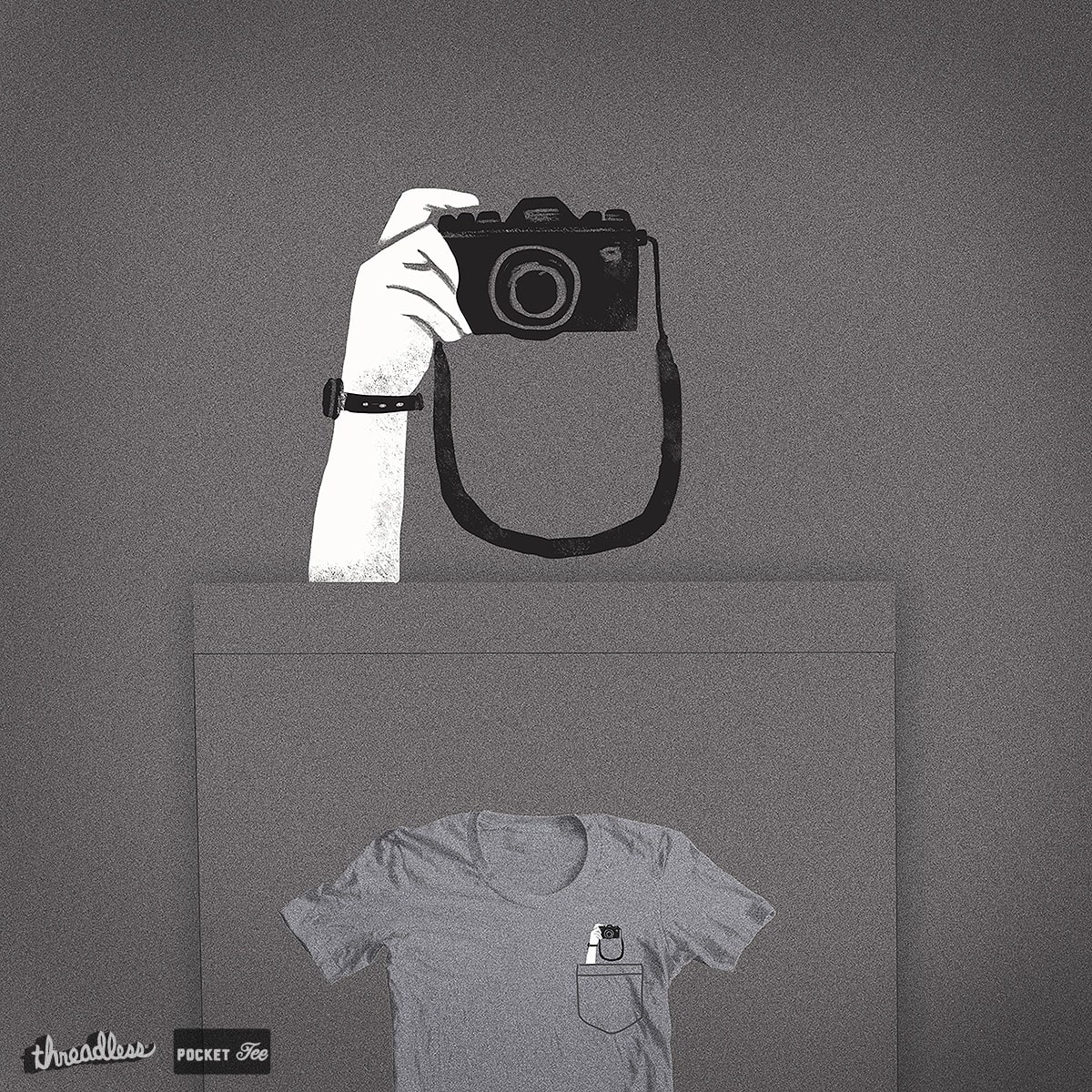 pocket paparazzo by ppmid on Threadless