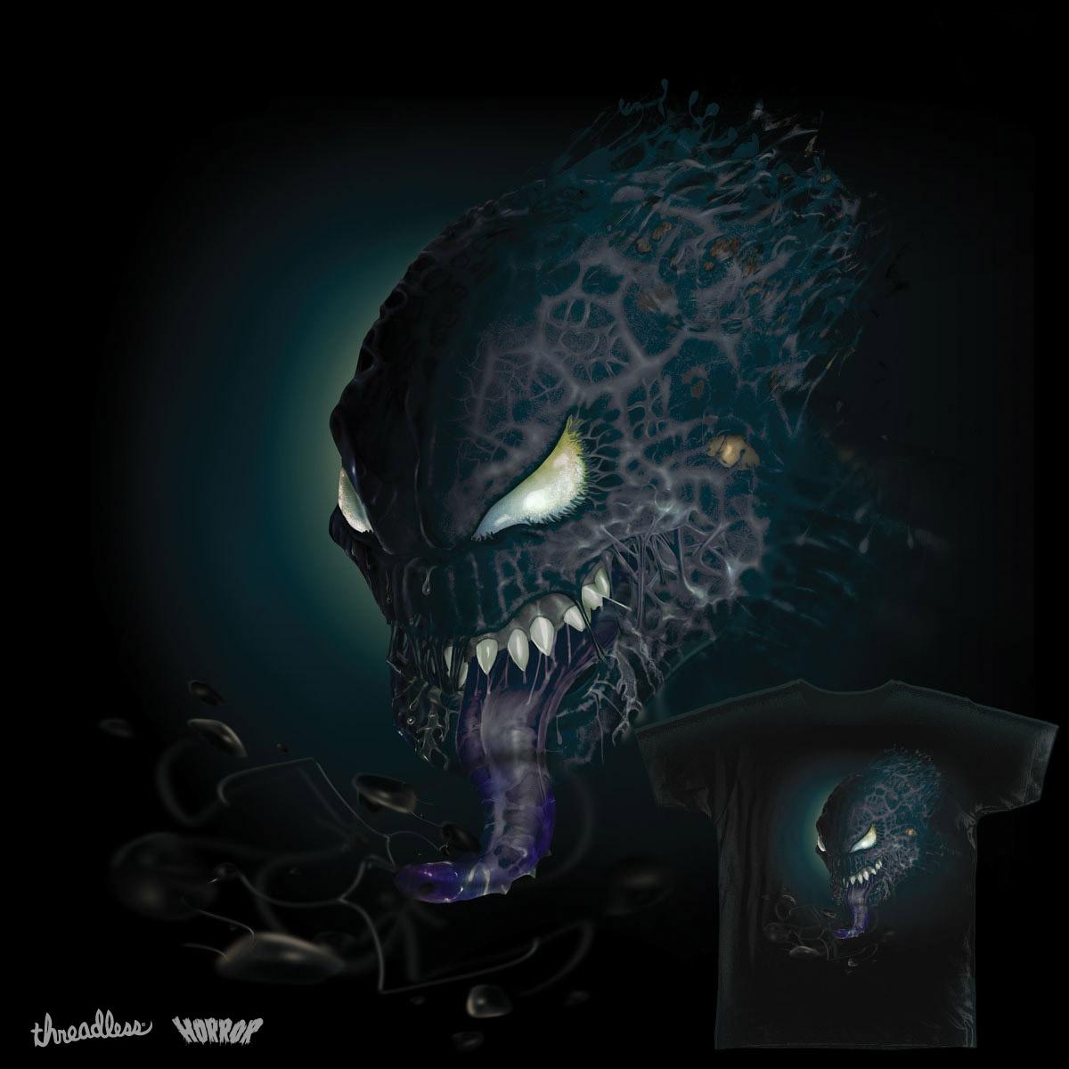 Dark Venom by chyldish on Threadless