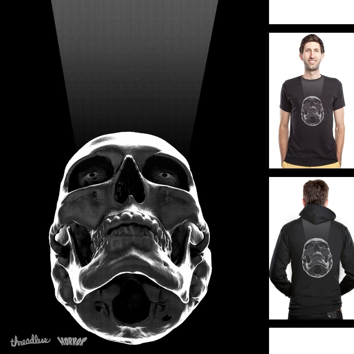 Death Stare by benk_ing on Threadless