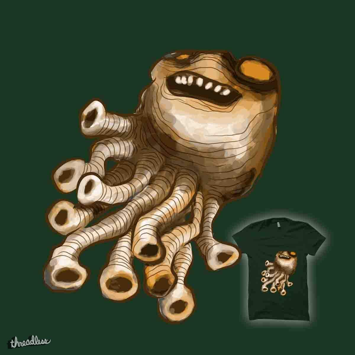 octoboss by nathaliomorales on Threadless