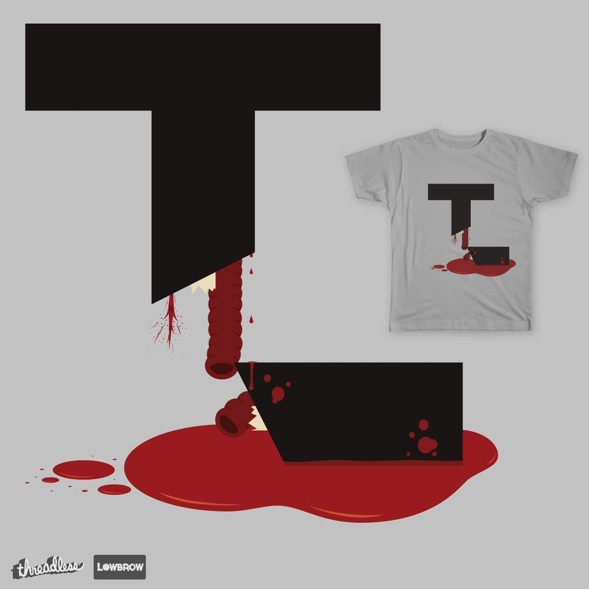 Graphic T by GradyS91 on Threadless