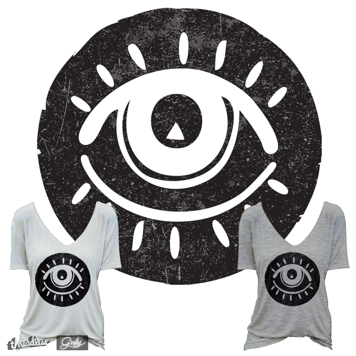 Eye See You by JackieFarkas on Threadless