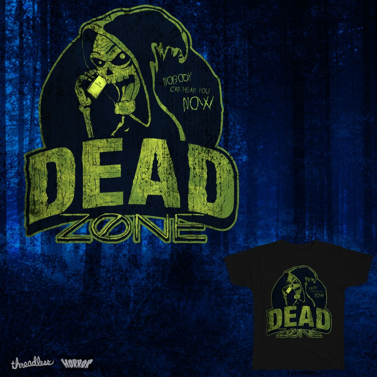 Dead Zone by theimpactpixel on Threadless