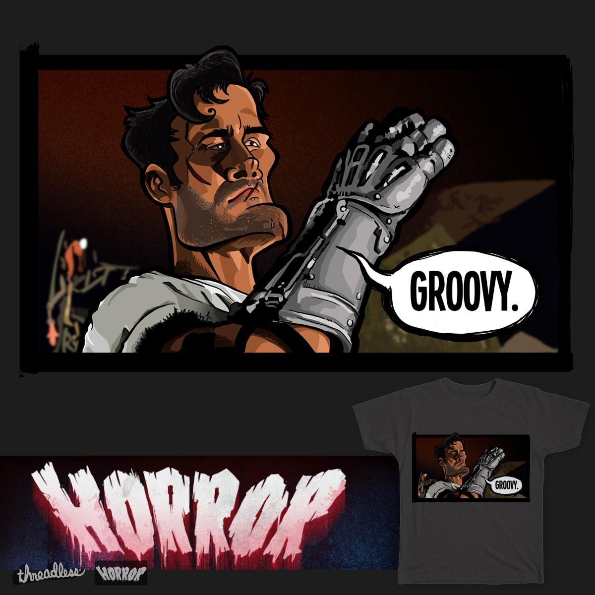 Groovy by binarygod on Threadless