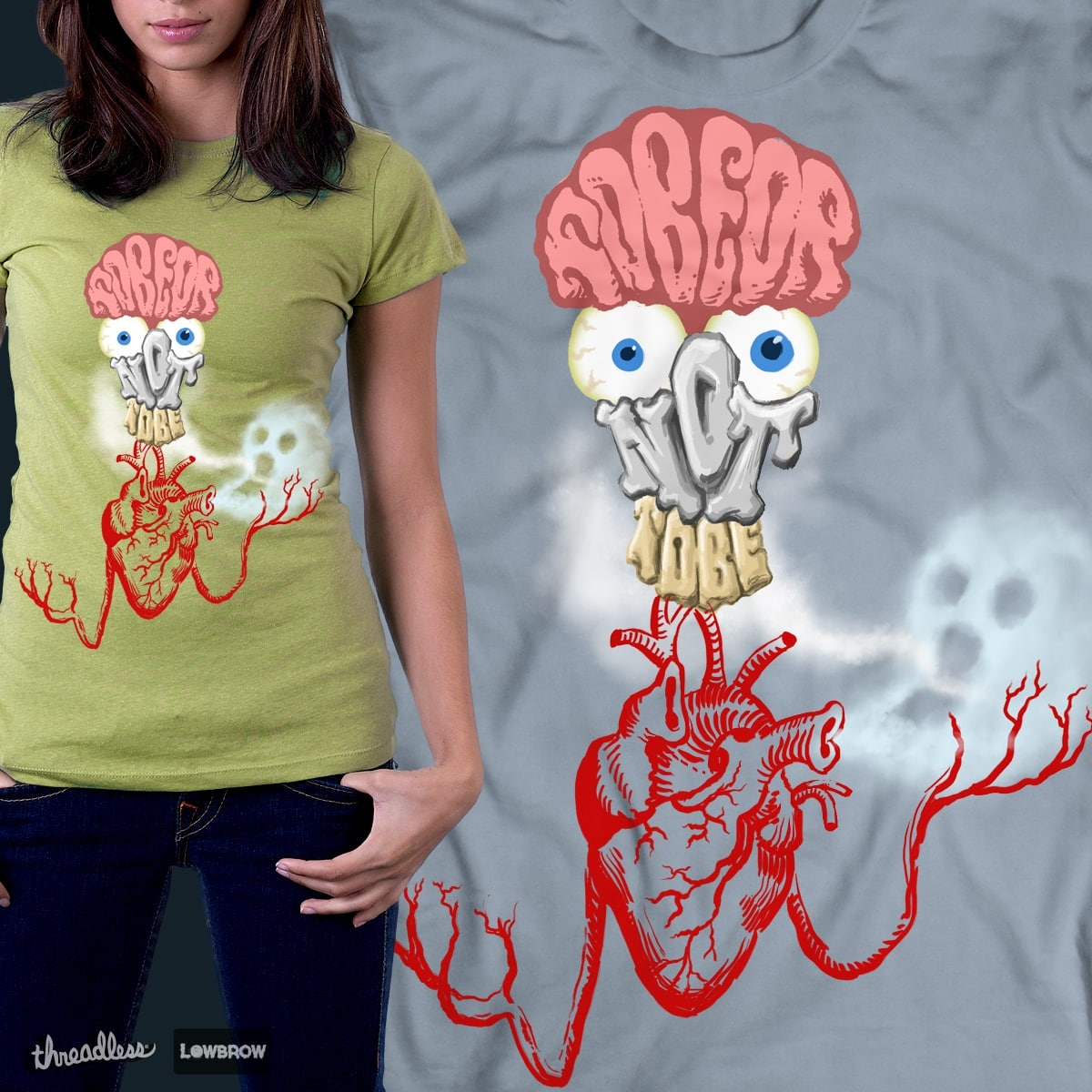 To be or not to be by ugurbs on Threadless