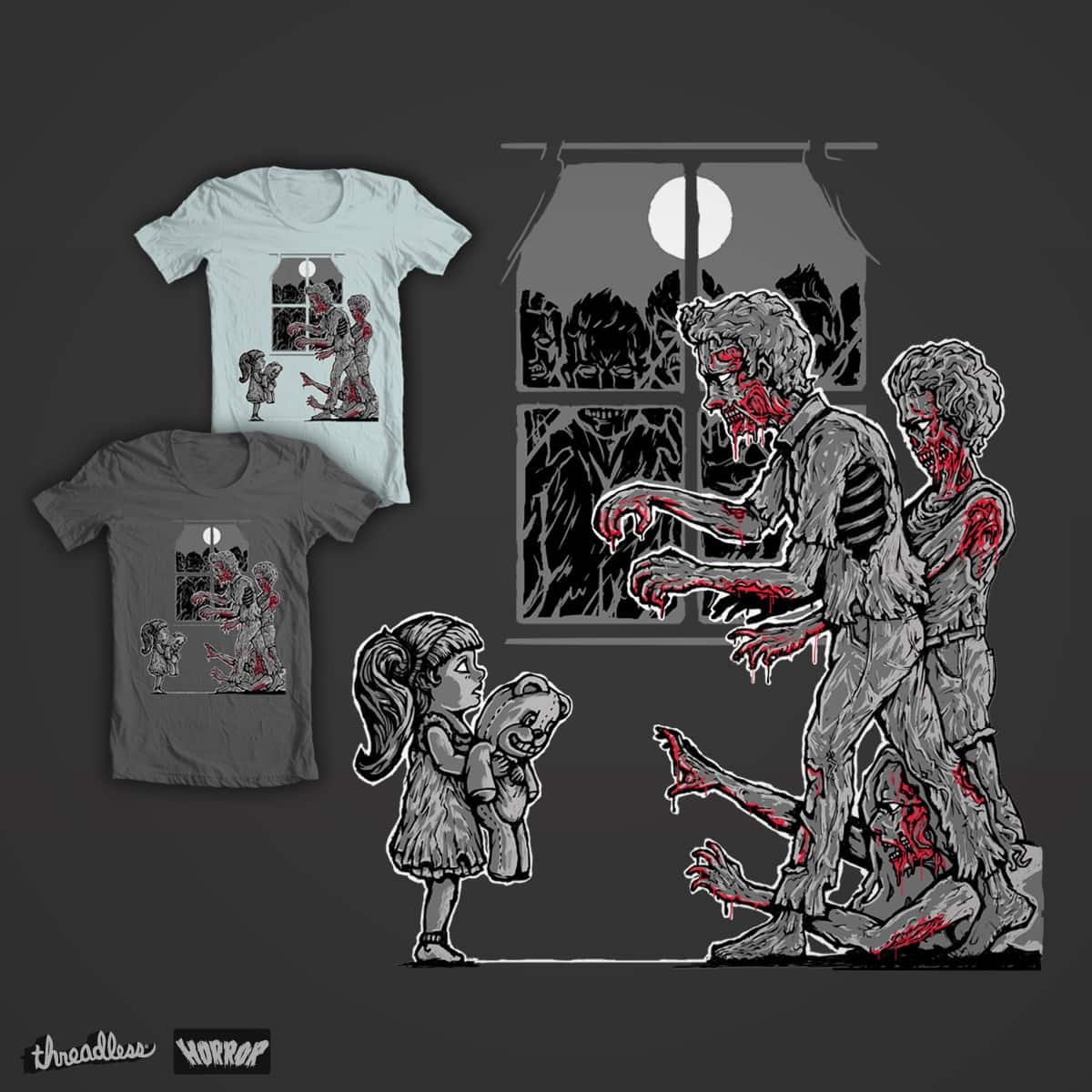 Last Night by Villainmazk on Threadless