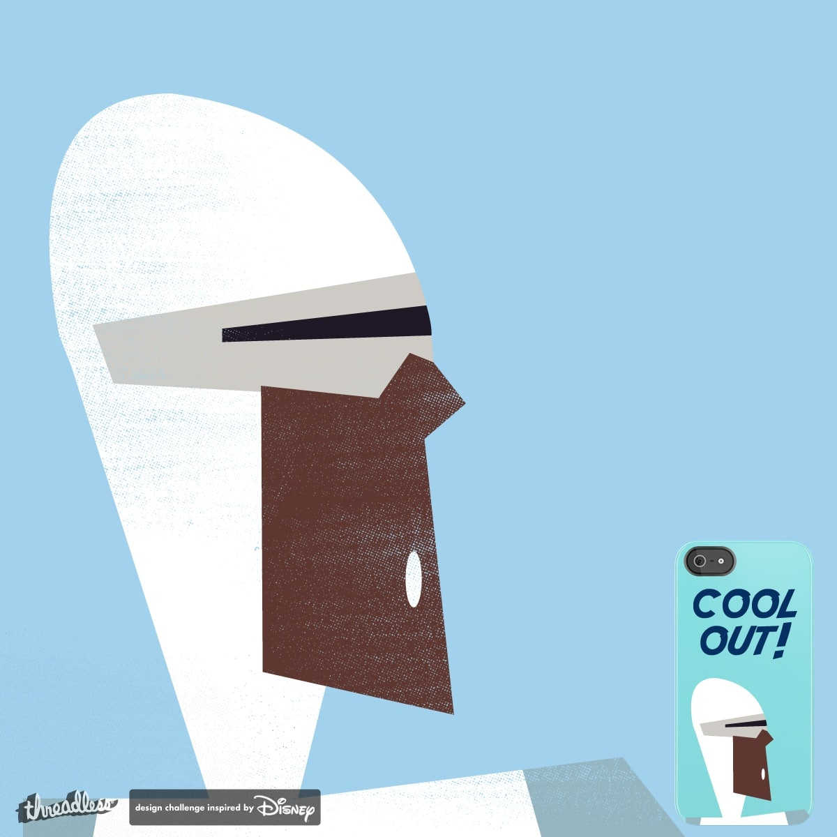 Cool Out by tavodsn on Threadless