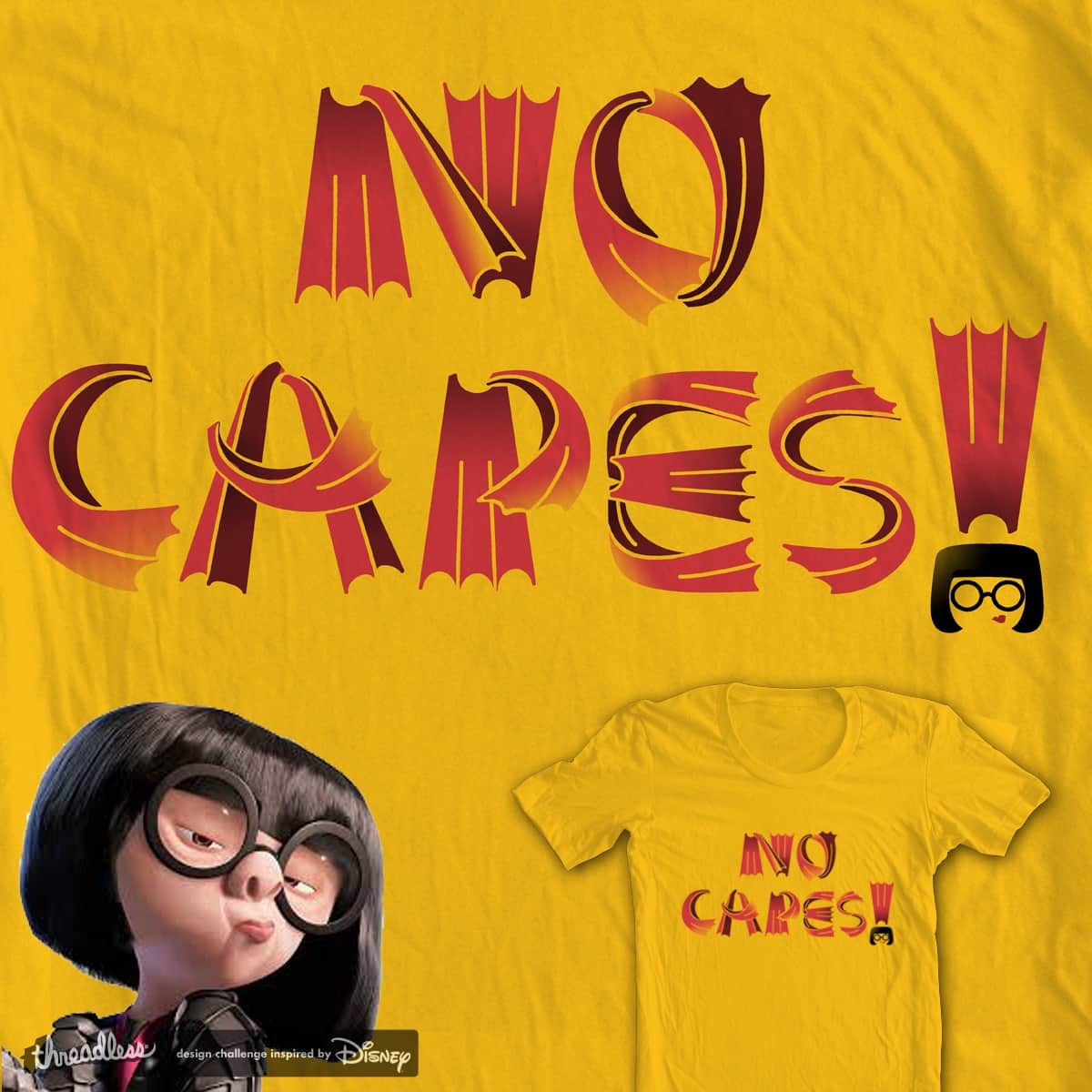 No Capes! by Kellabell9 on Threadless