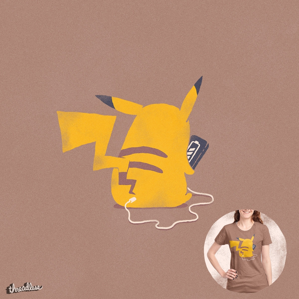 Charger by jameses_x on Threadless