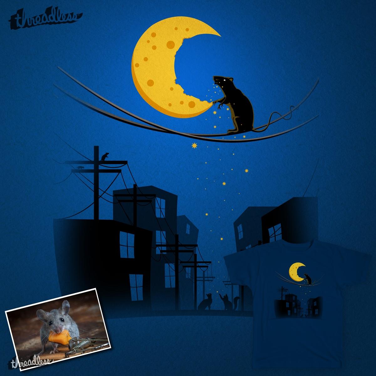 Midnight Snack by dEMOnyo on Threadless