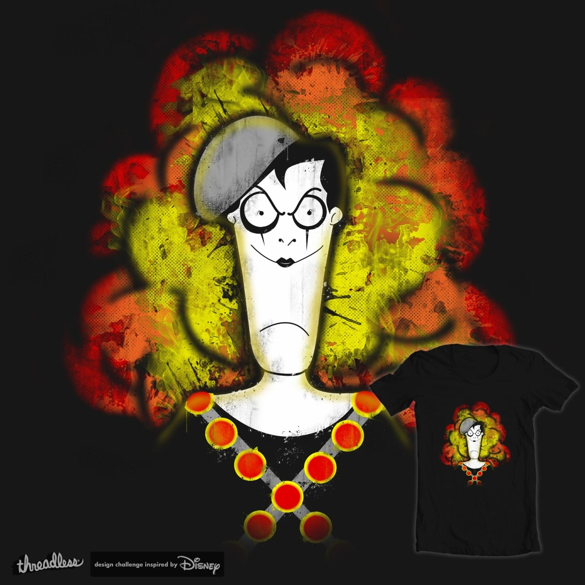 Bomb Voyage. by papaomaangas on Threadless