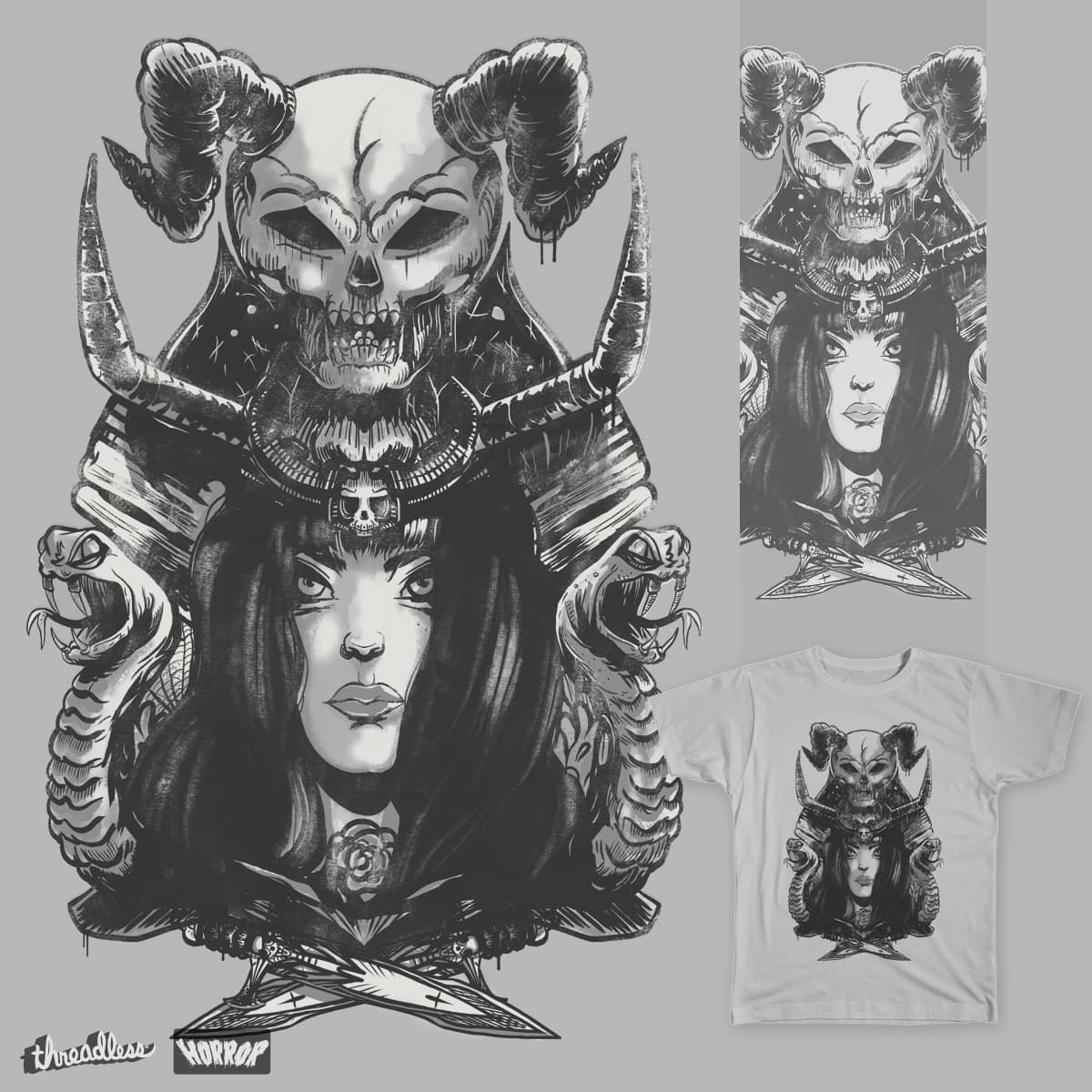 Princess of Darkness by Gums. on Threadless
