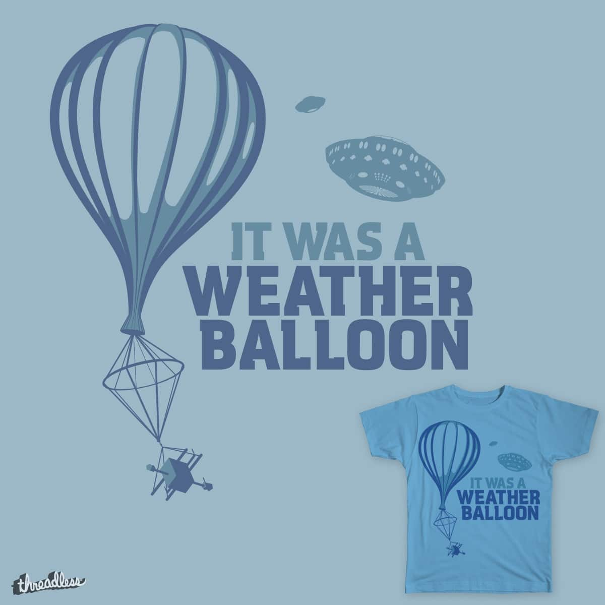 Weather Balloons by carlhuber on Threadless