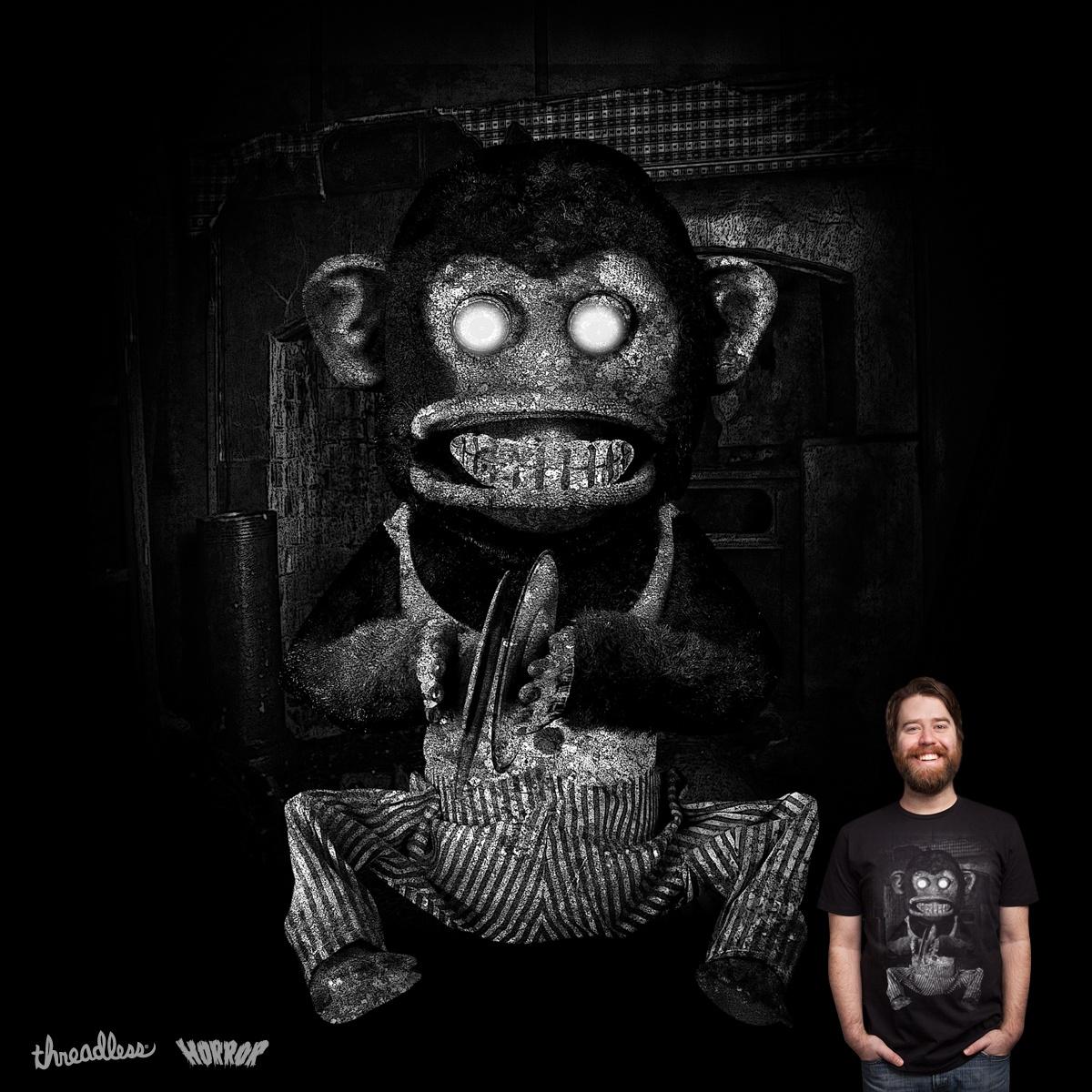 Creepy Chimp by Joe Conde on Threadless