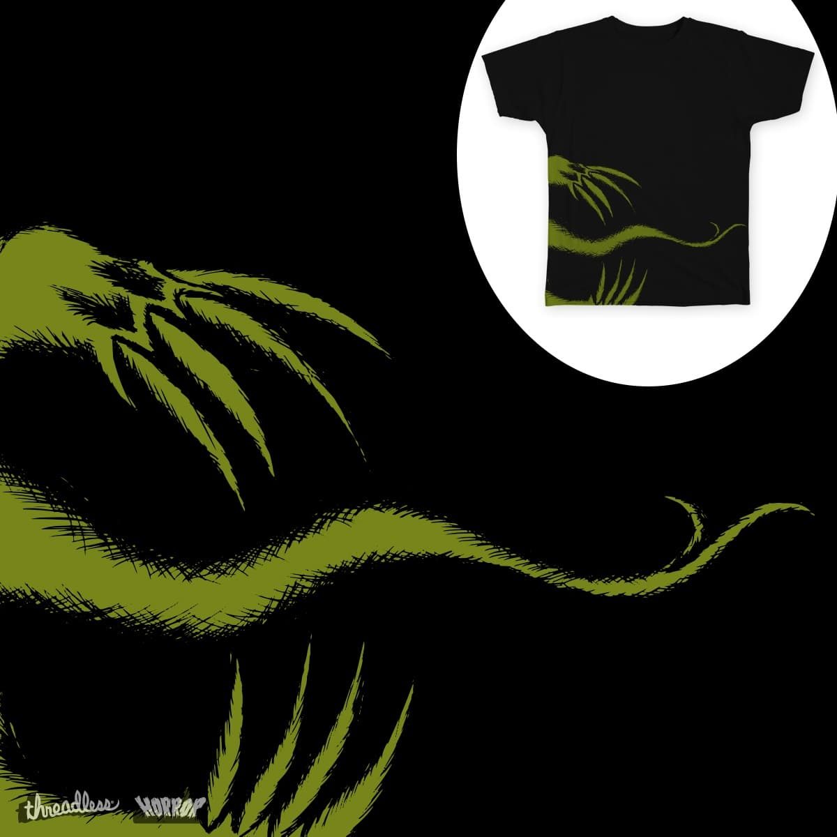Tooth and Tongue by NecroticPixies on Threadless