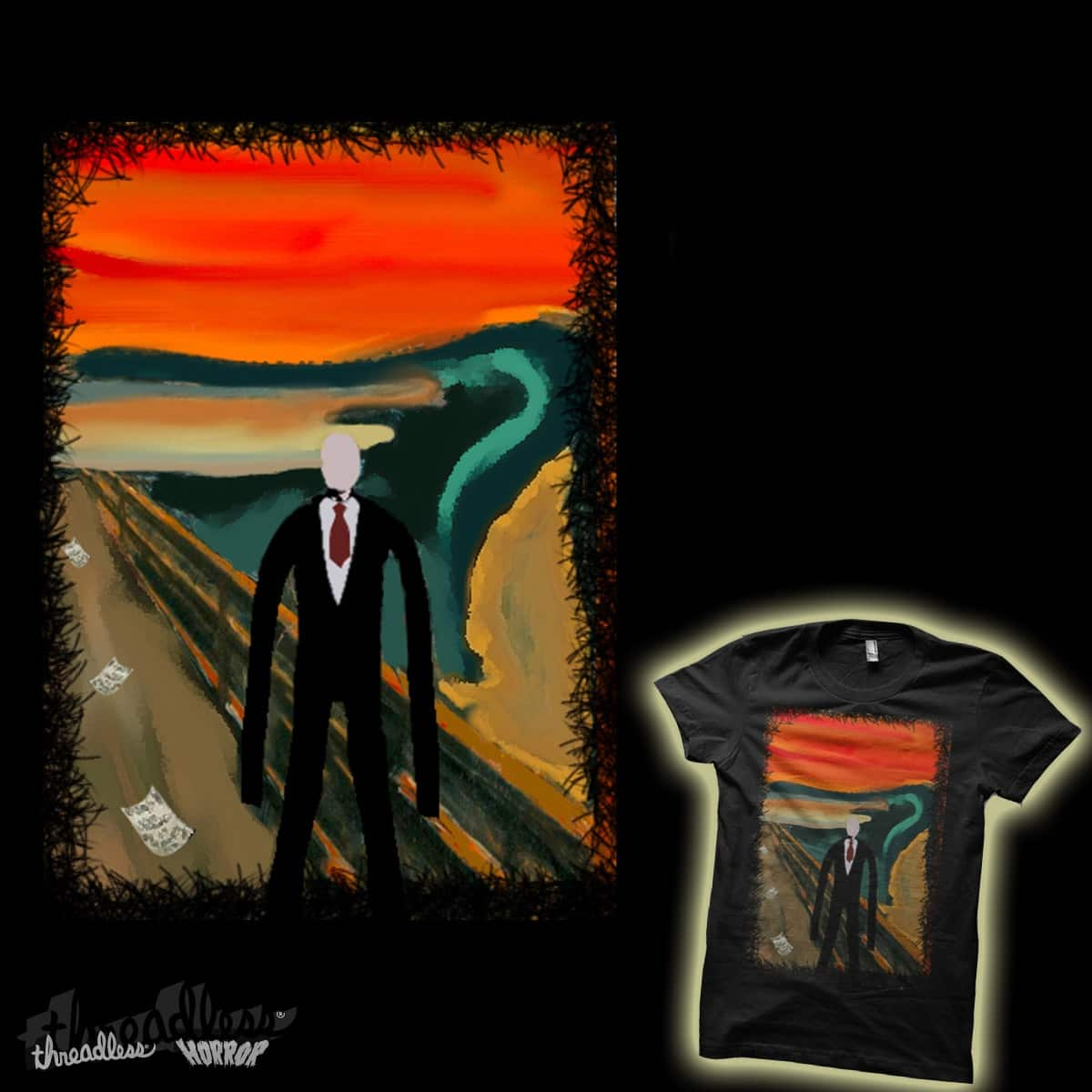 Observer... by Fks on Threadless