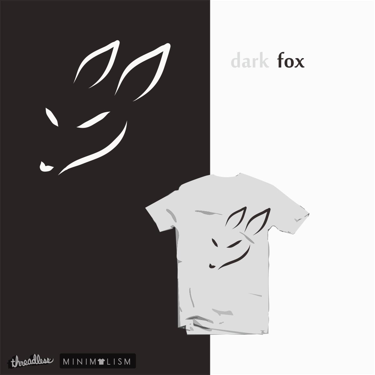 dark fox by artphobia on Threadless