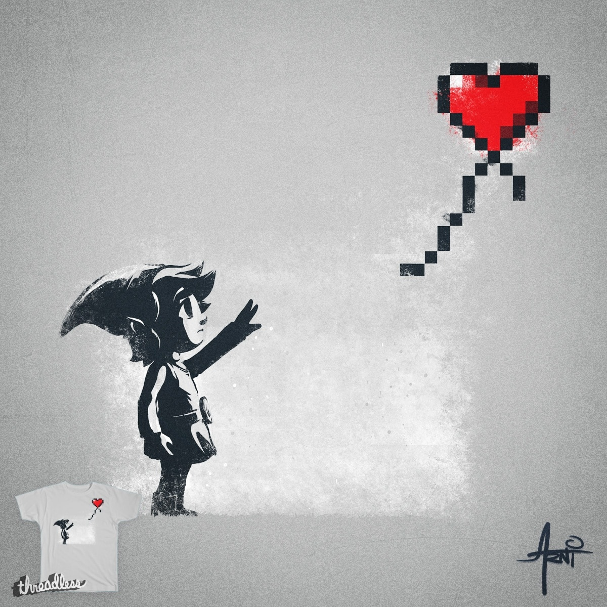 Linksy by albertoarni on Threadless