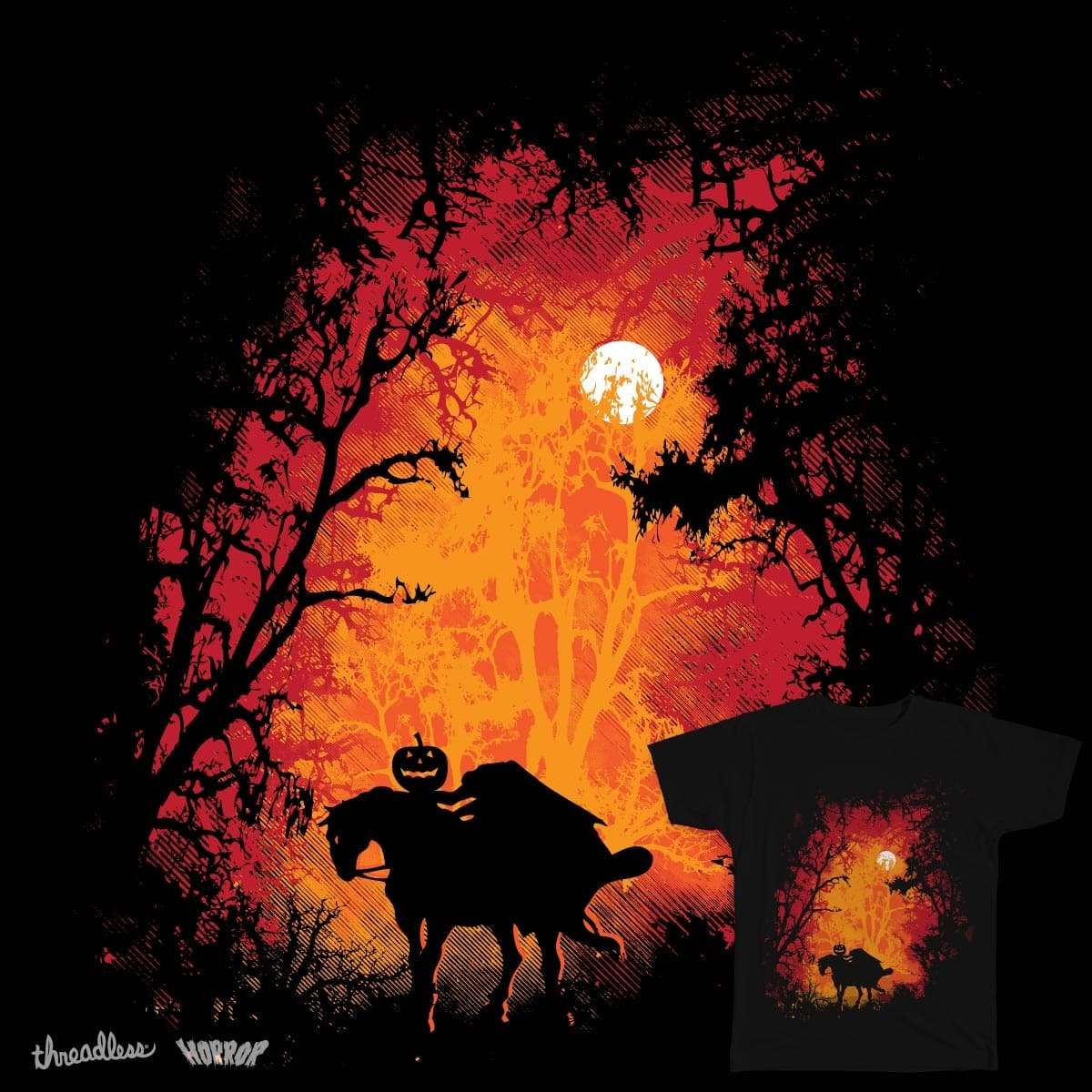 Curse by daletheskater on Threadless