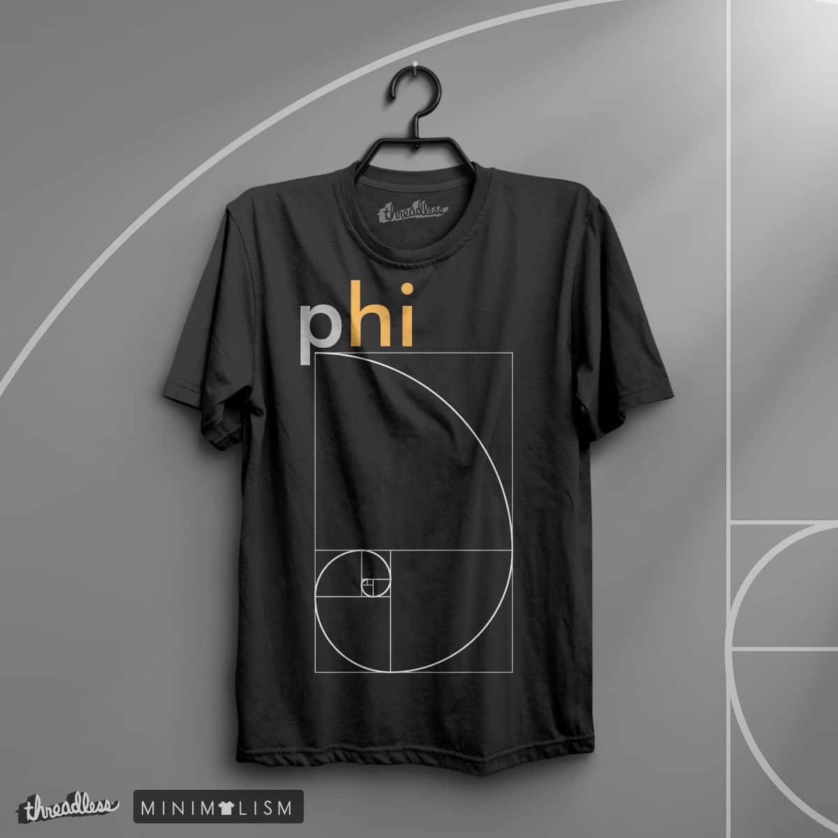Phi by milios.thanasis on Threadless